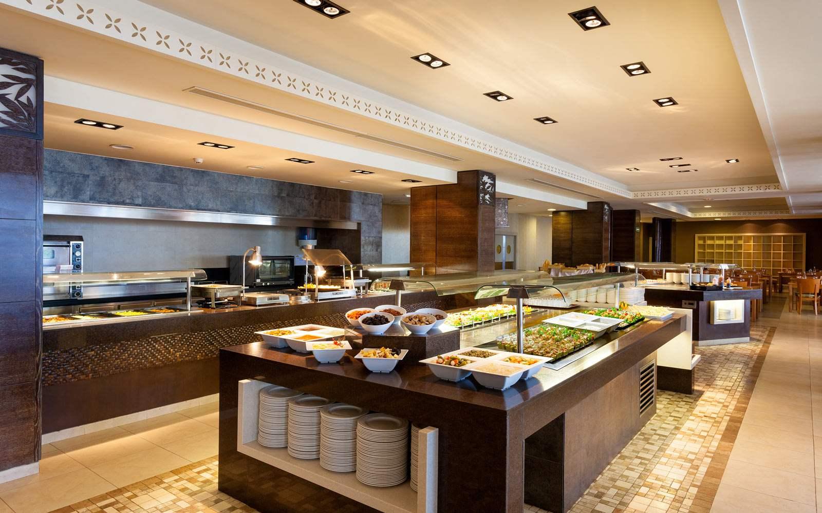 Sol Costa Atlantis buffet restaurant