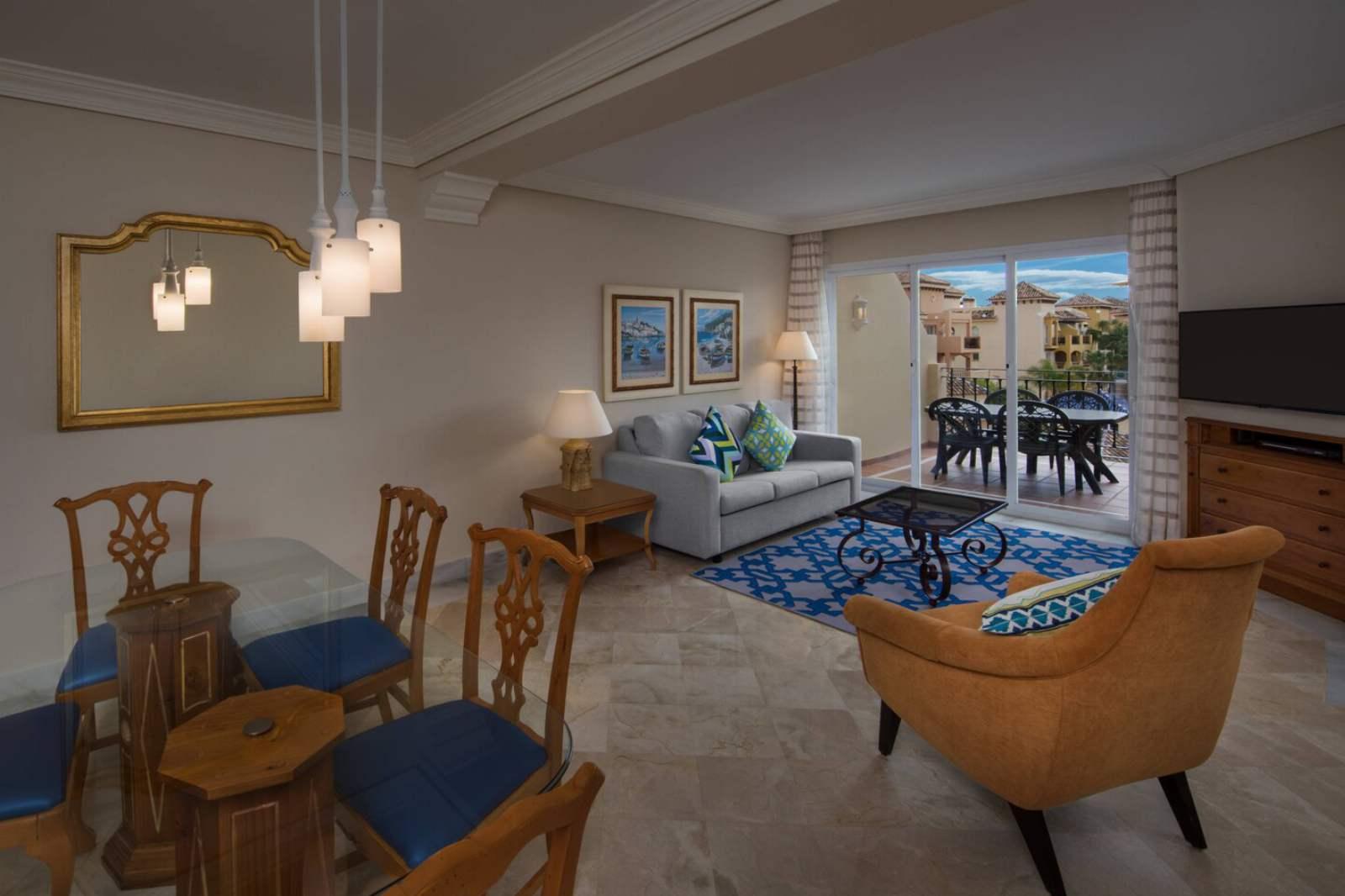Marriott's Marbella Beach Resort - Apartment