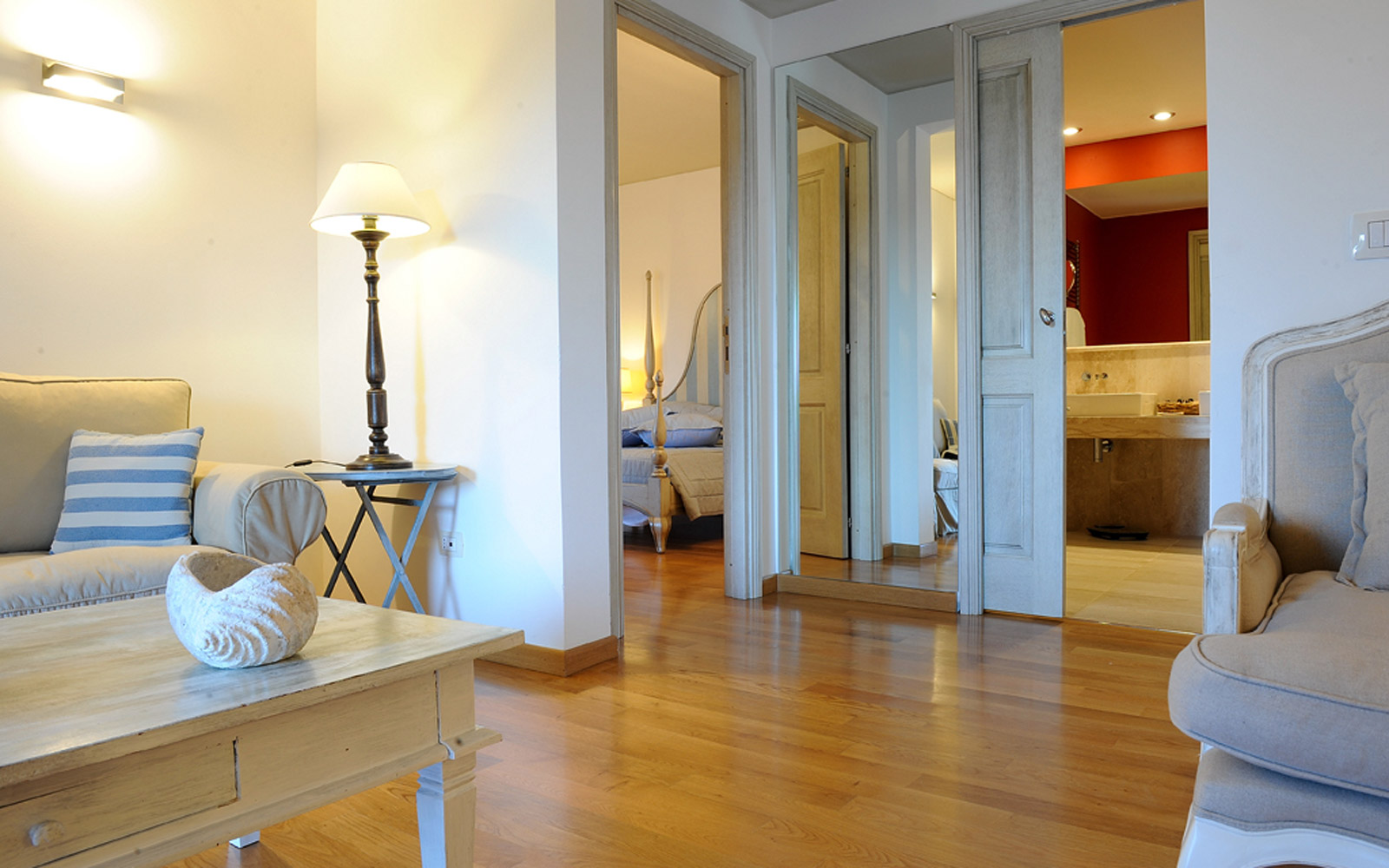 Hotel Le Ginestre Rooms