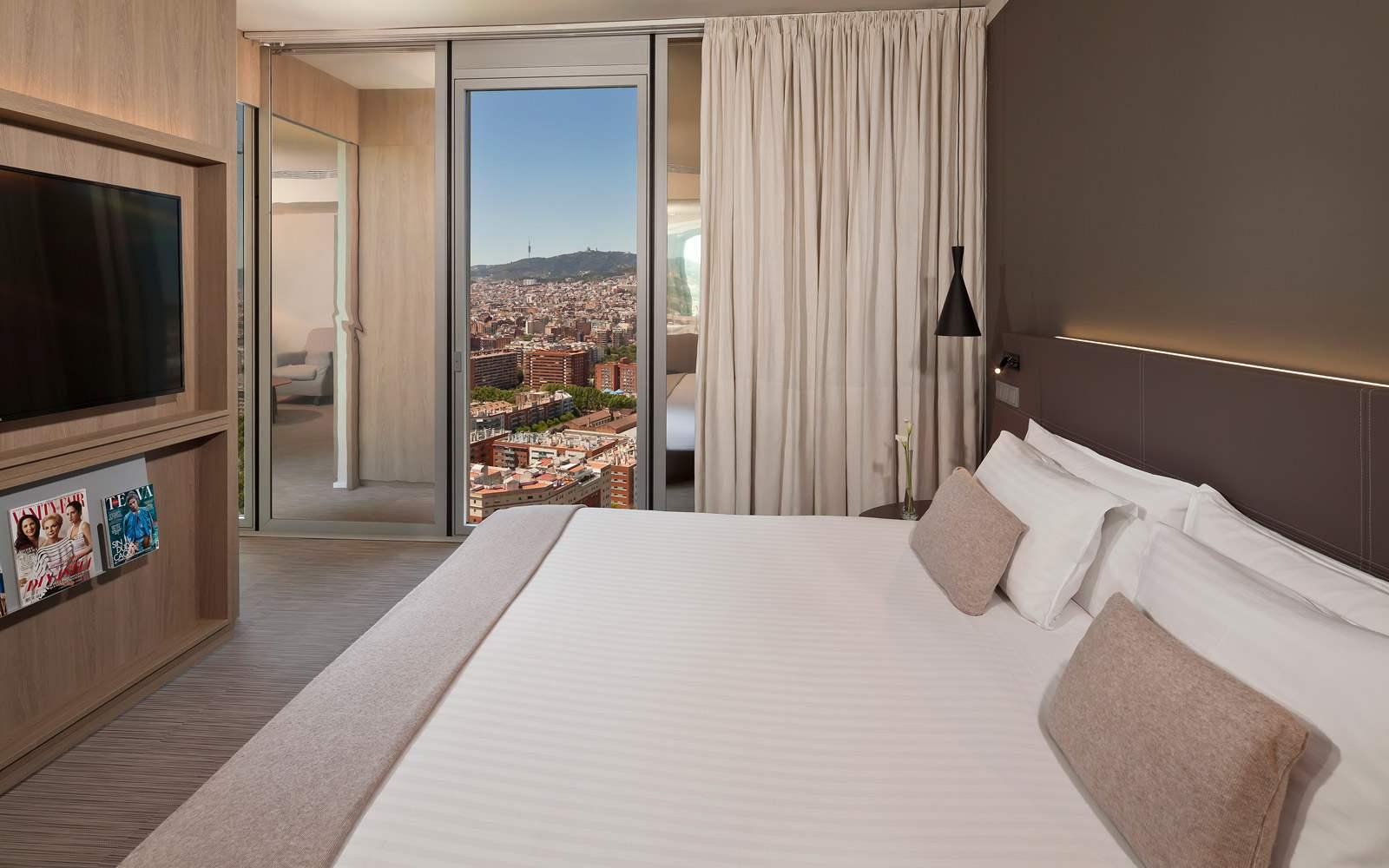 Melia Sky Barcelona - Junior Suite