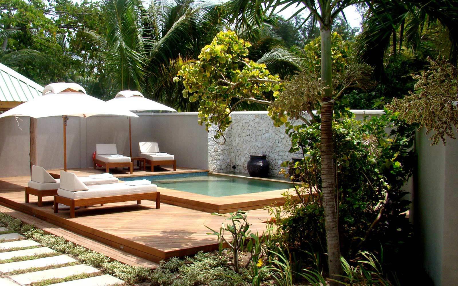 Denis Private Island - Beach Villa