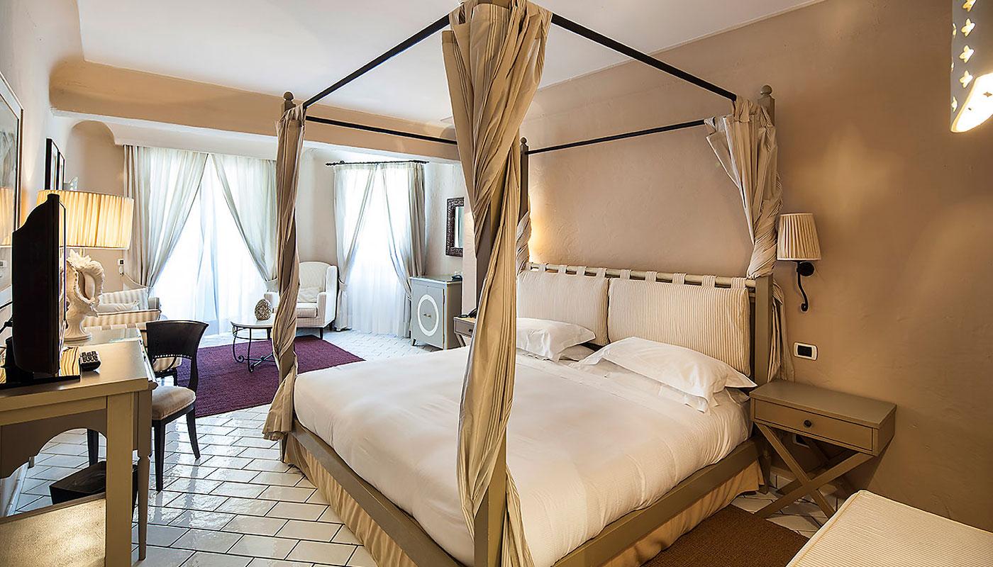 Junior Suite at Therasia Resort & Spa