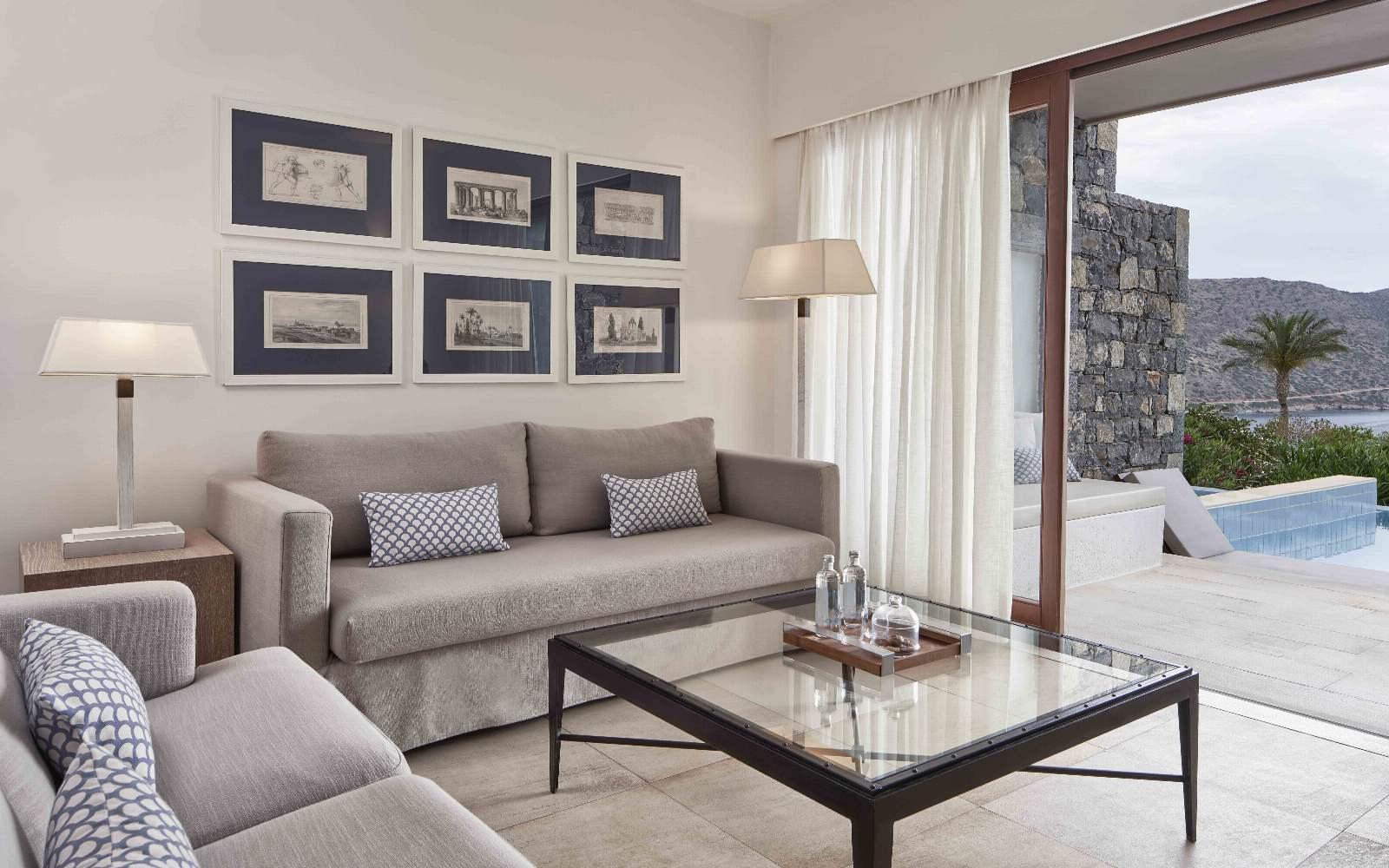 Blue Palace Maisonette Suite