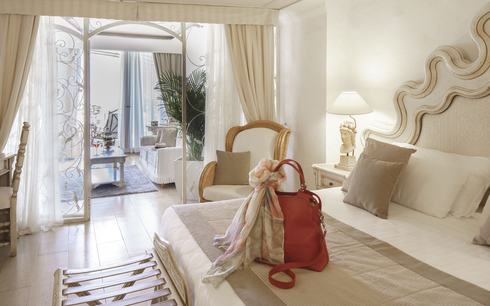 Suite Sea View at Grand Hotel Atlantis Bay