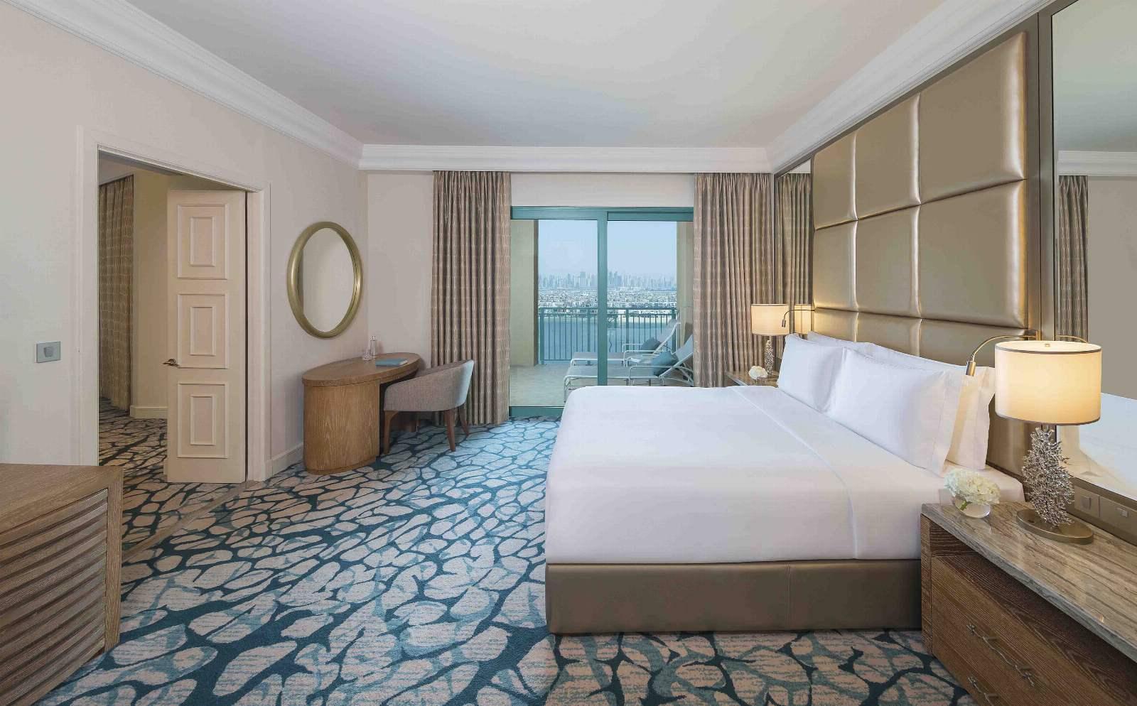 Atlantis, The Palm - Terrace Club Suite