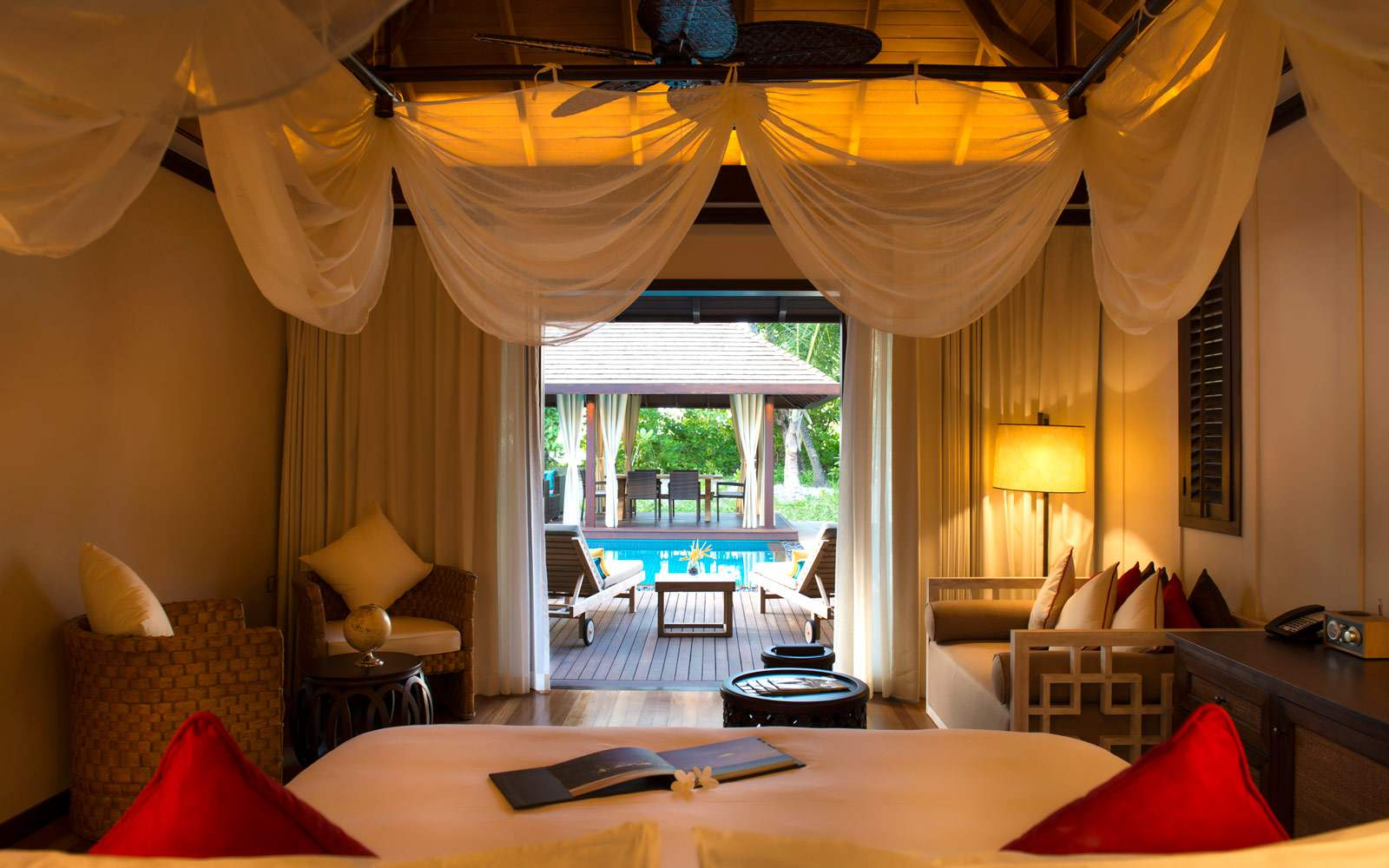 The H Resort Beau Vallon Beach - Grand Beach Villa