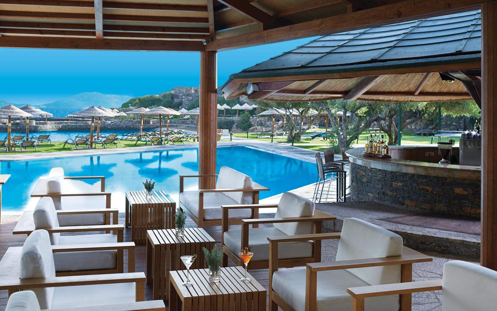 Porto Elounda Golf & Spa - Beach bar