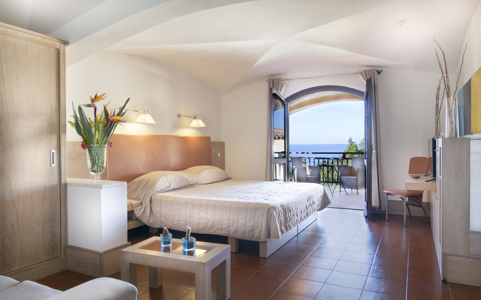 Hotel Le Ginestre Junior Suite