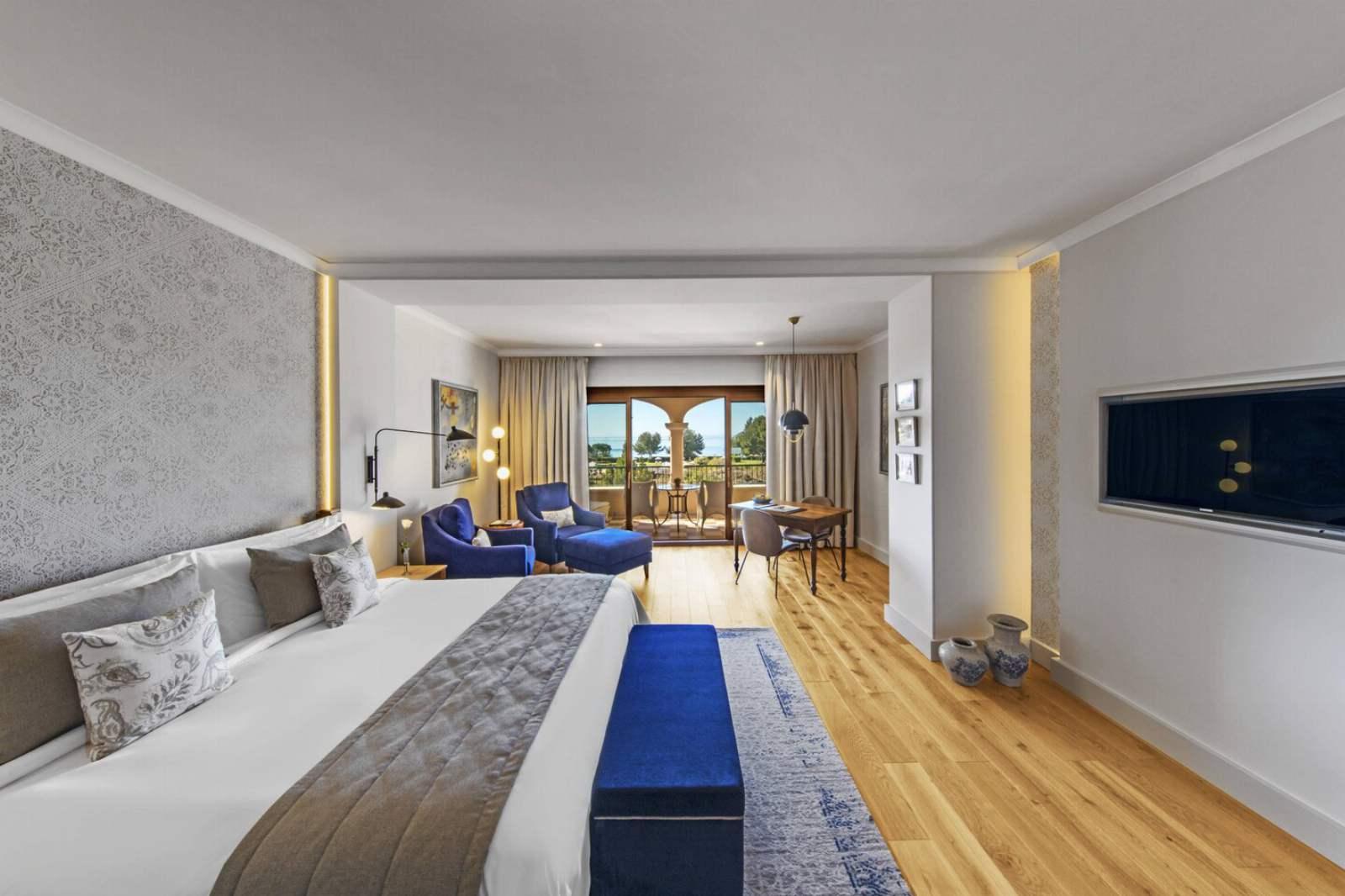St. Regis Mardavall Resort - Junior Suite, Sea View