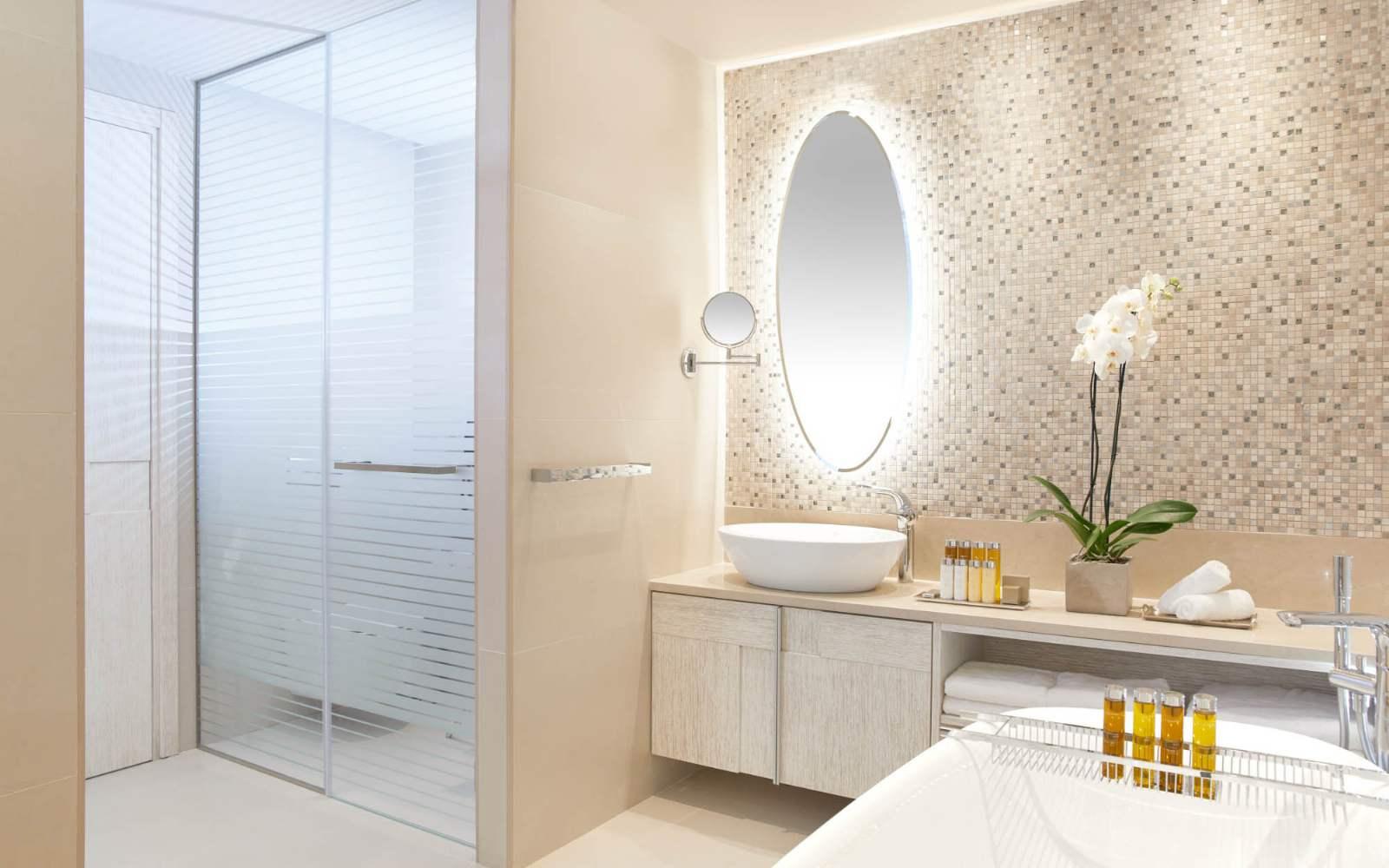 Ikos Dassia One Bedroom Suite Bathroom