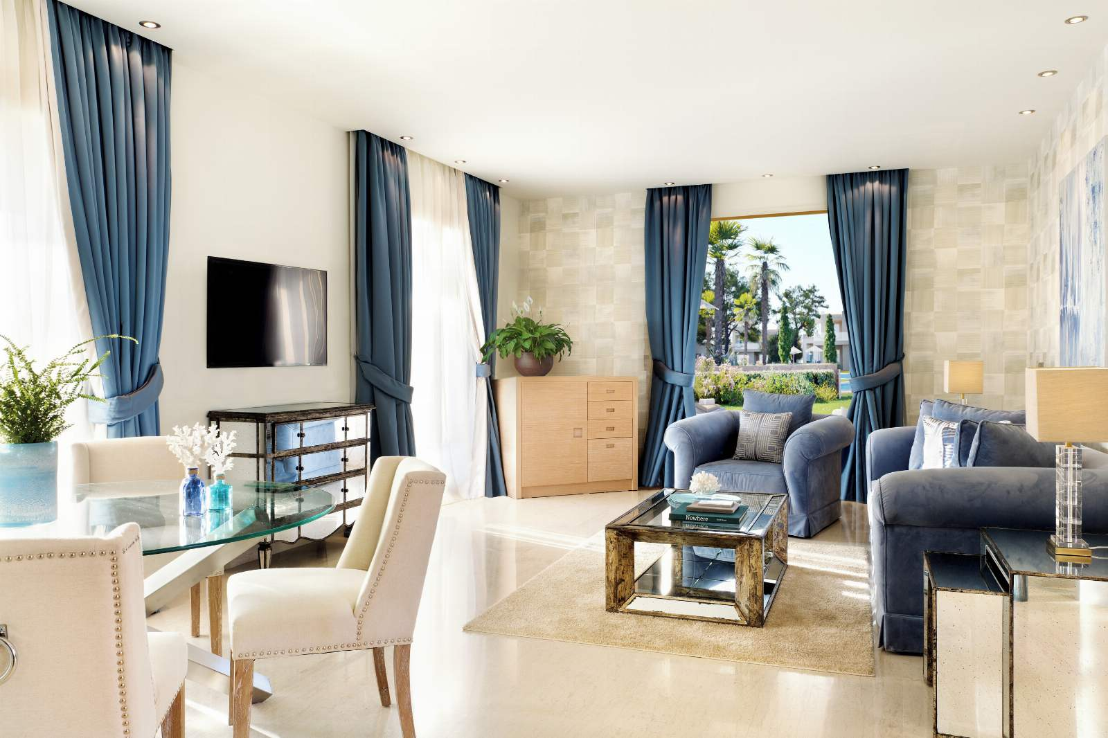 Porto Sani - 3 Bedroom Family Suite with Private Pool