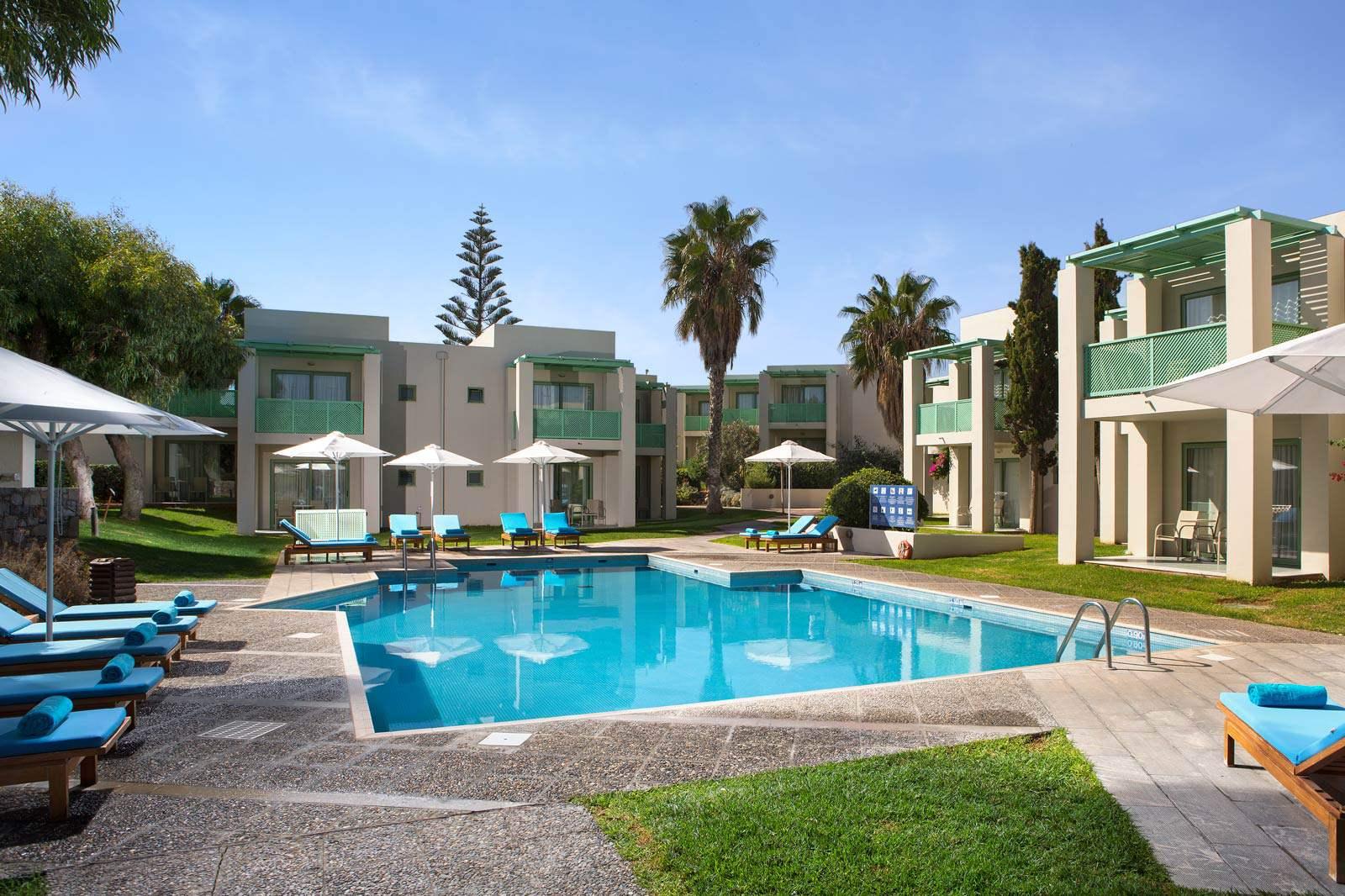 Agapi Beach Resort Swimming Pool