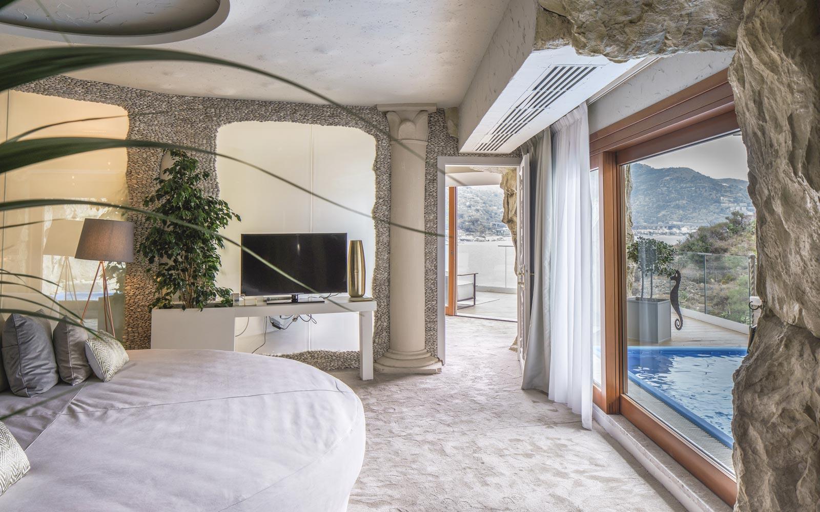 Suite Atlantide at Grand Hotel Atlantis Bay