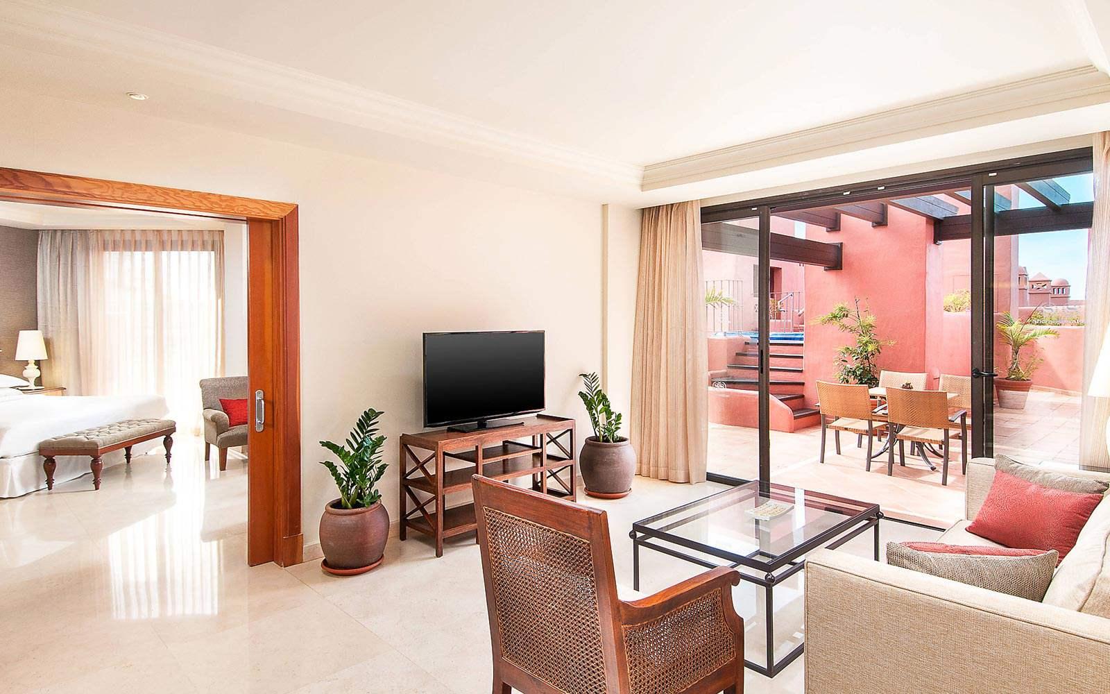Sheraton La Caleta Resort & Spa - Club Terrace Suite