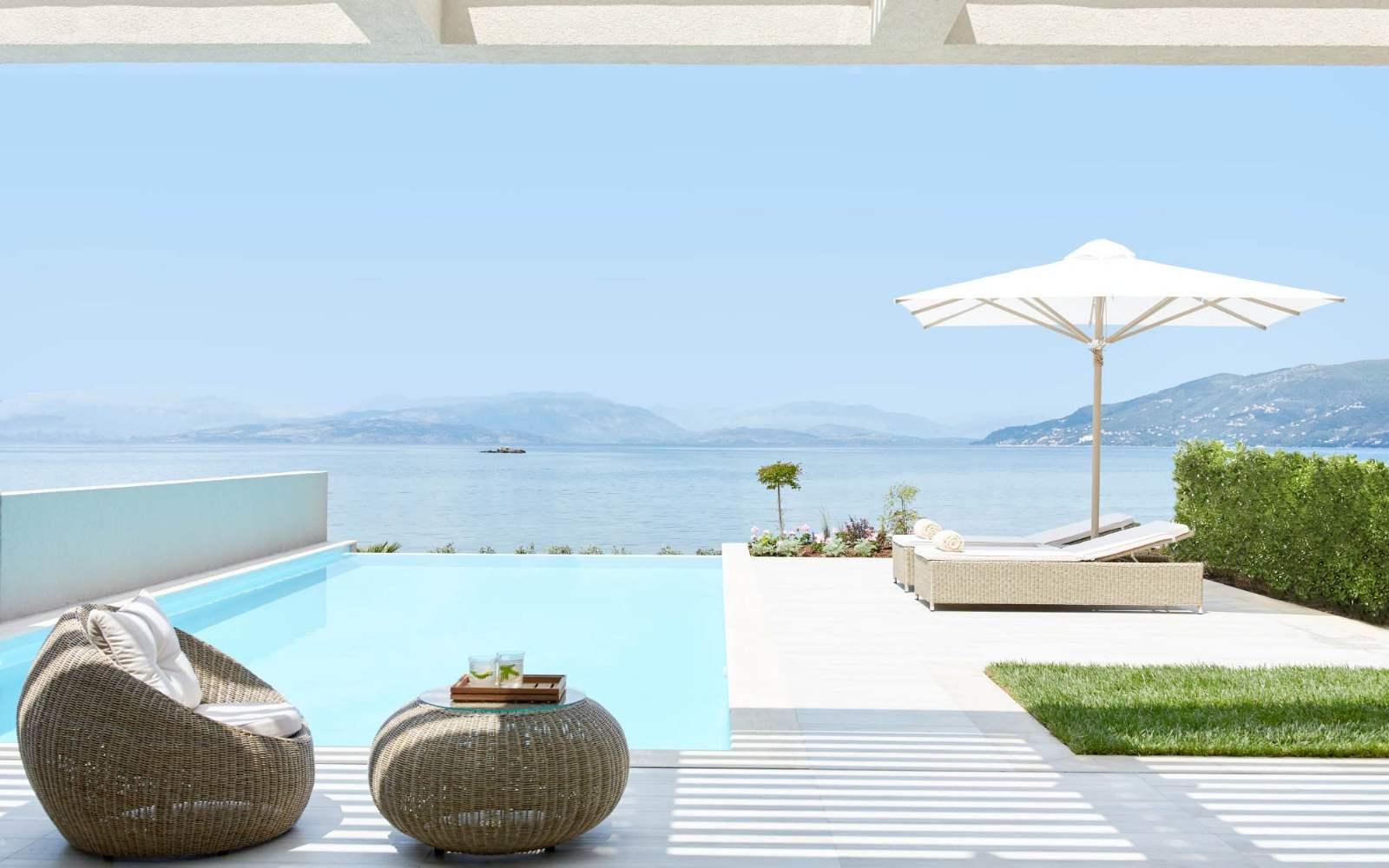 Ikos Dassia One Bedroom Deluxe Private Pool