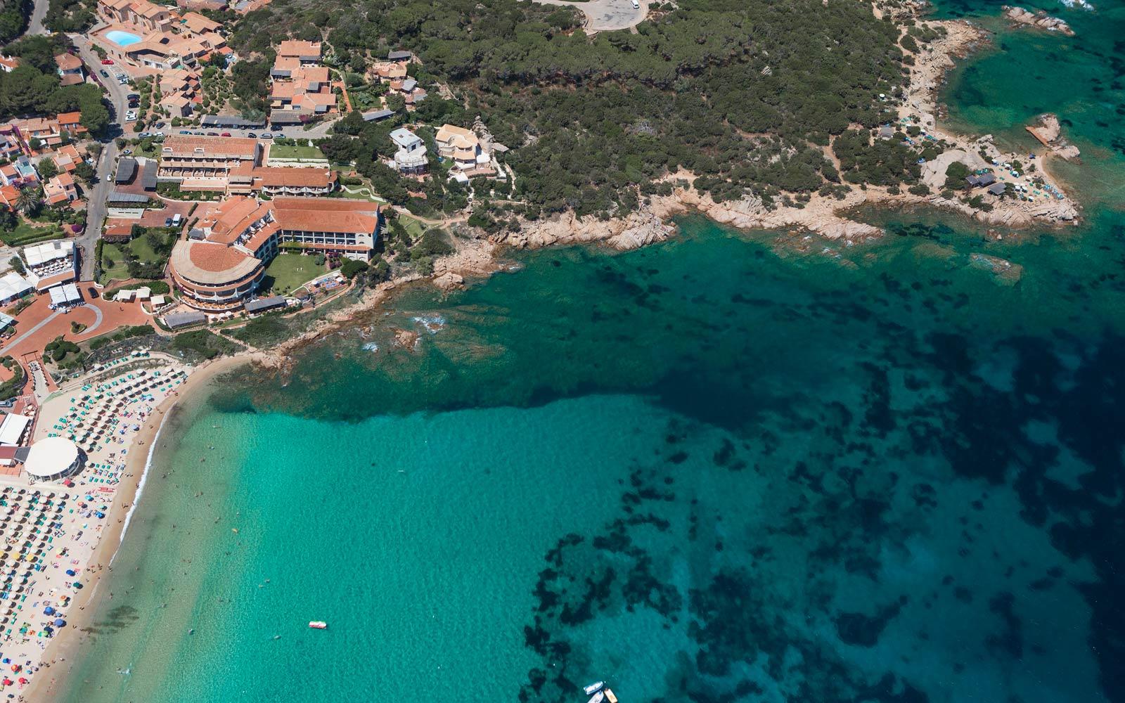 Aerial view - Club Hotel