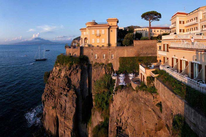 Amalfi hotels may offers