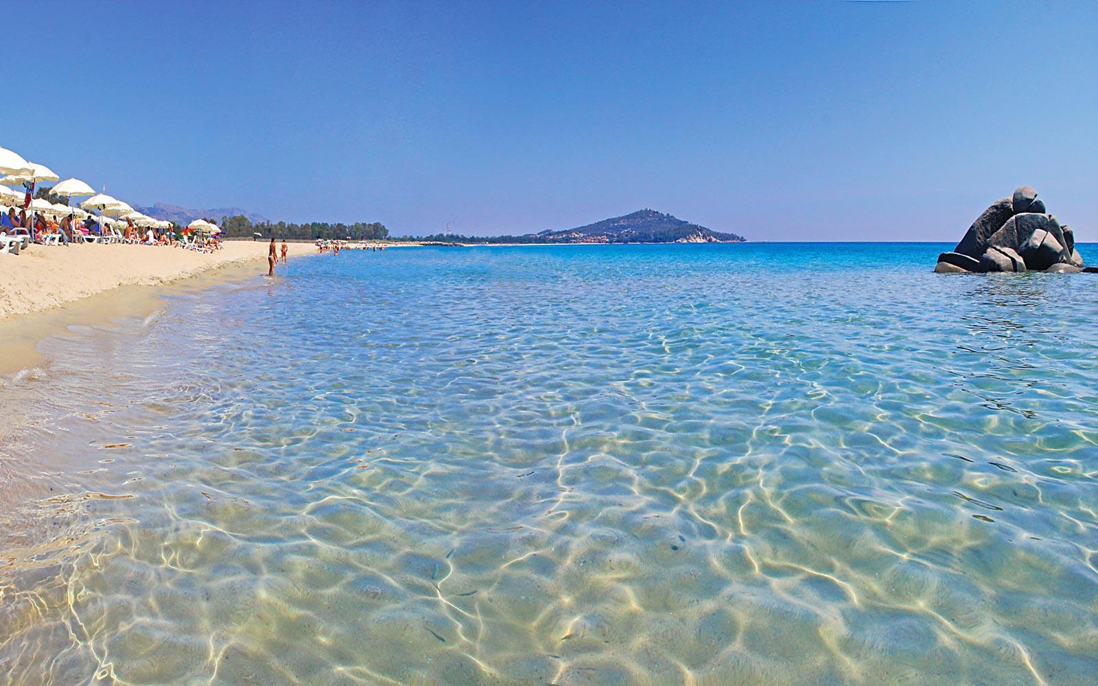 Arbatax Beach