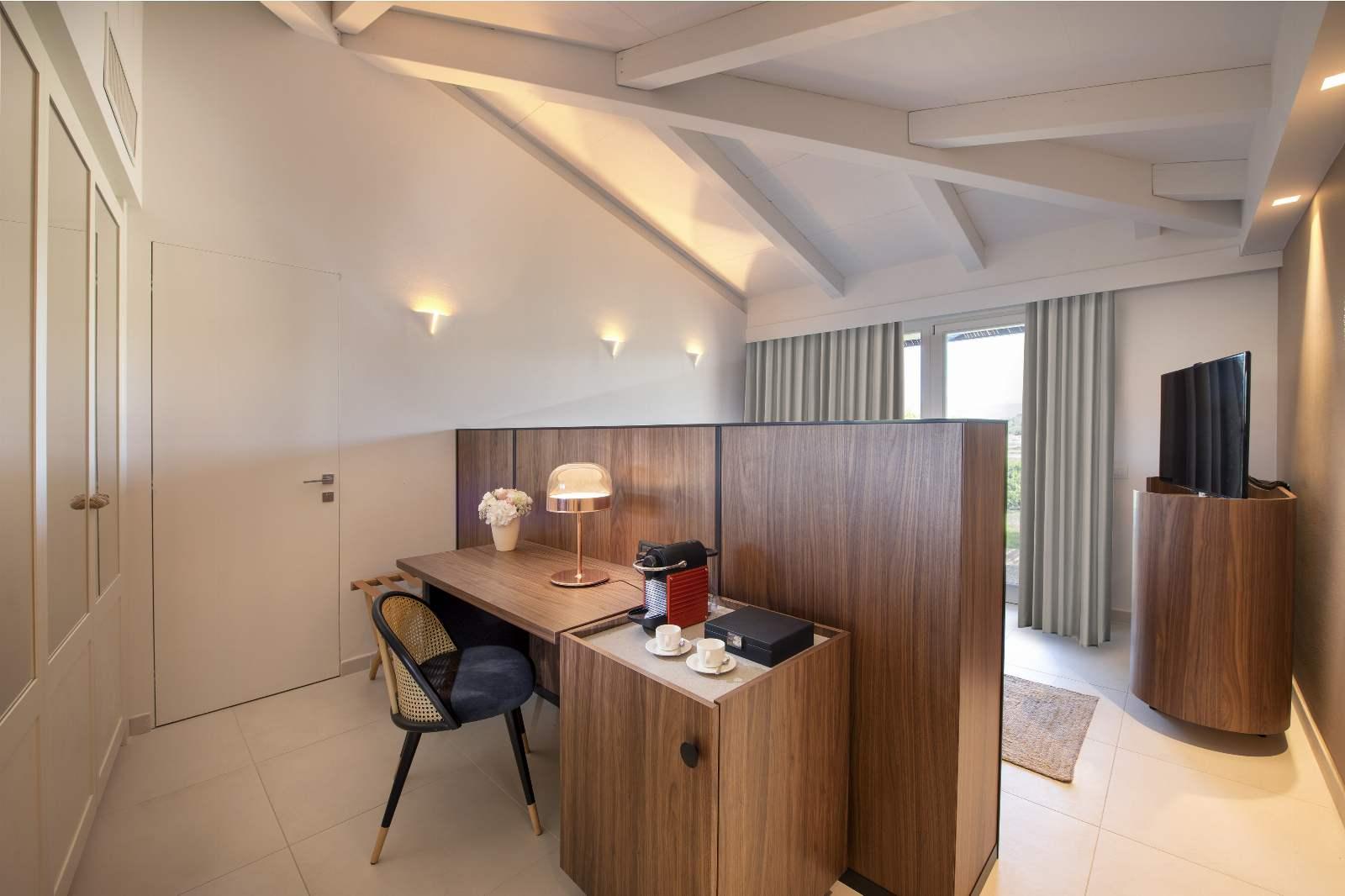 Baia Di Chia Resort King Deluxe Room