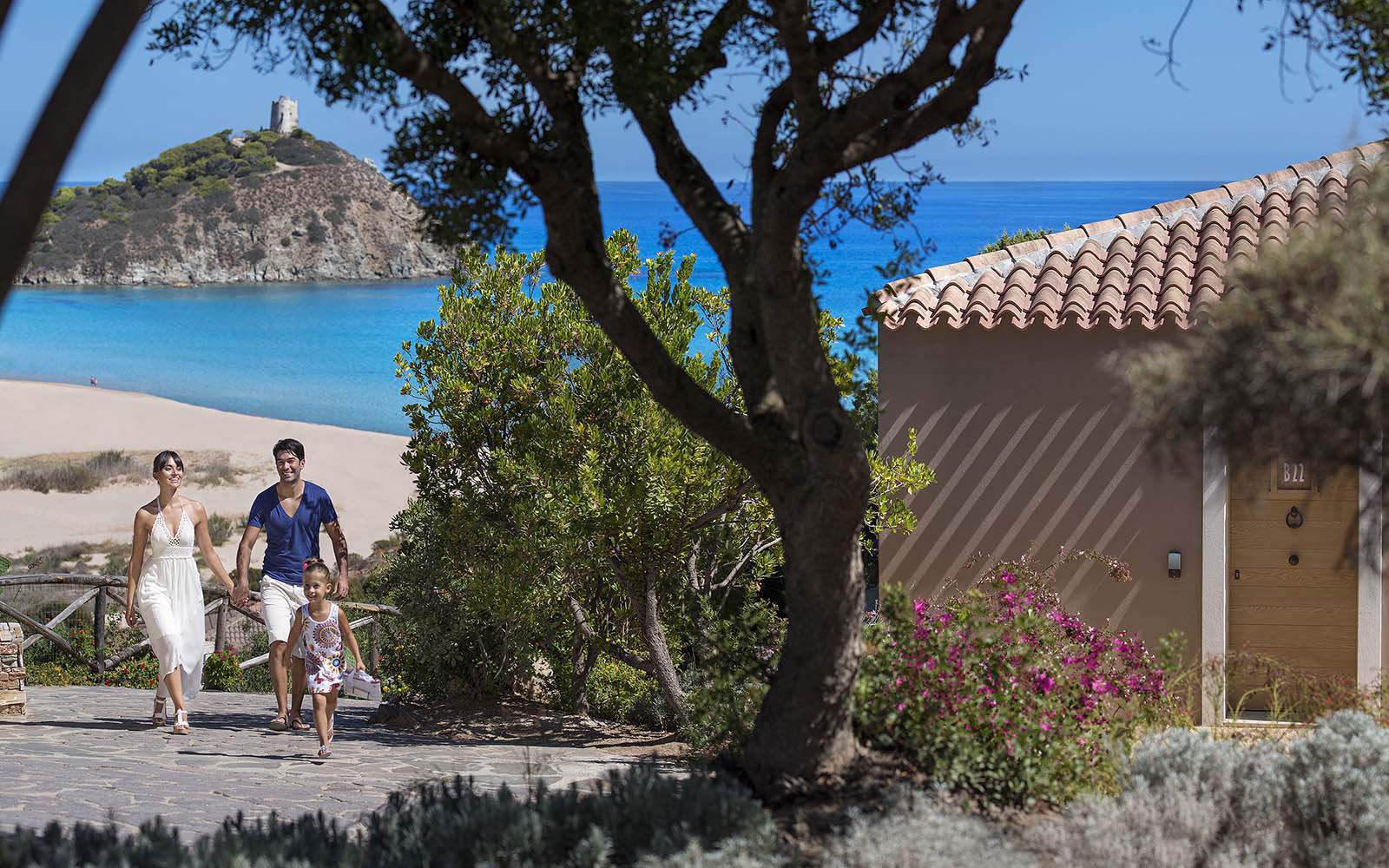 Baia Di Chia Resort