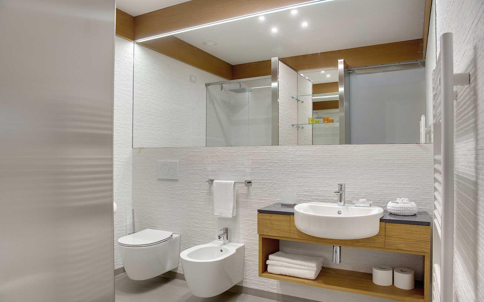 Bathroom at Masseria Stali