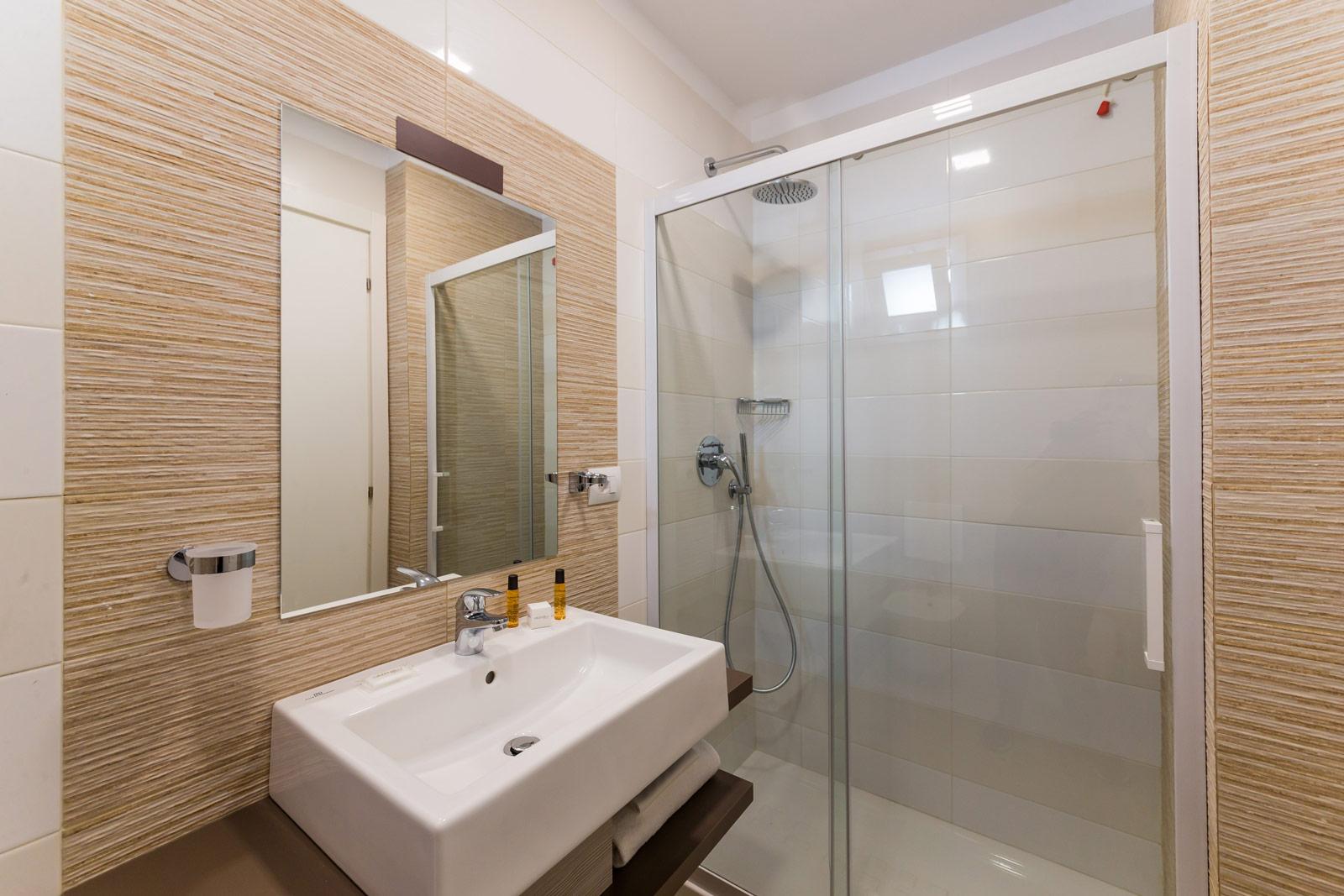 Bathroom at Torre Cintola