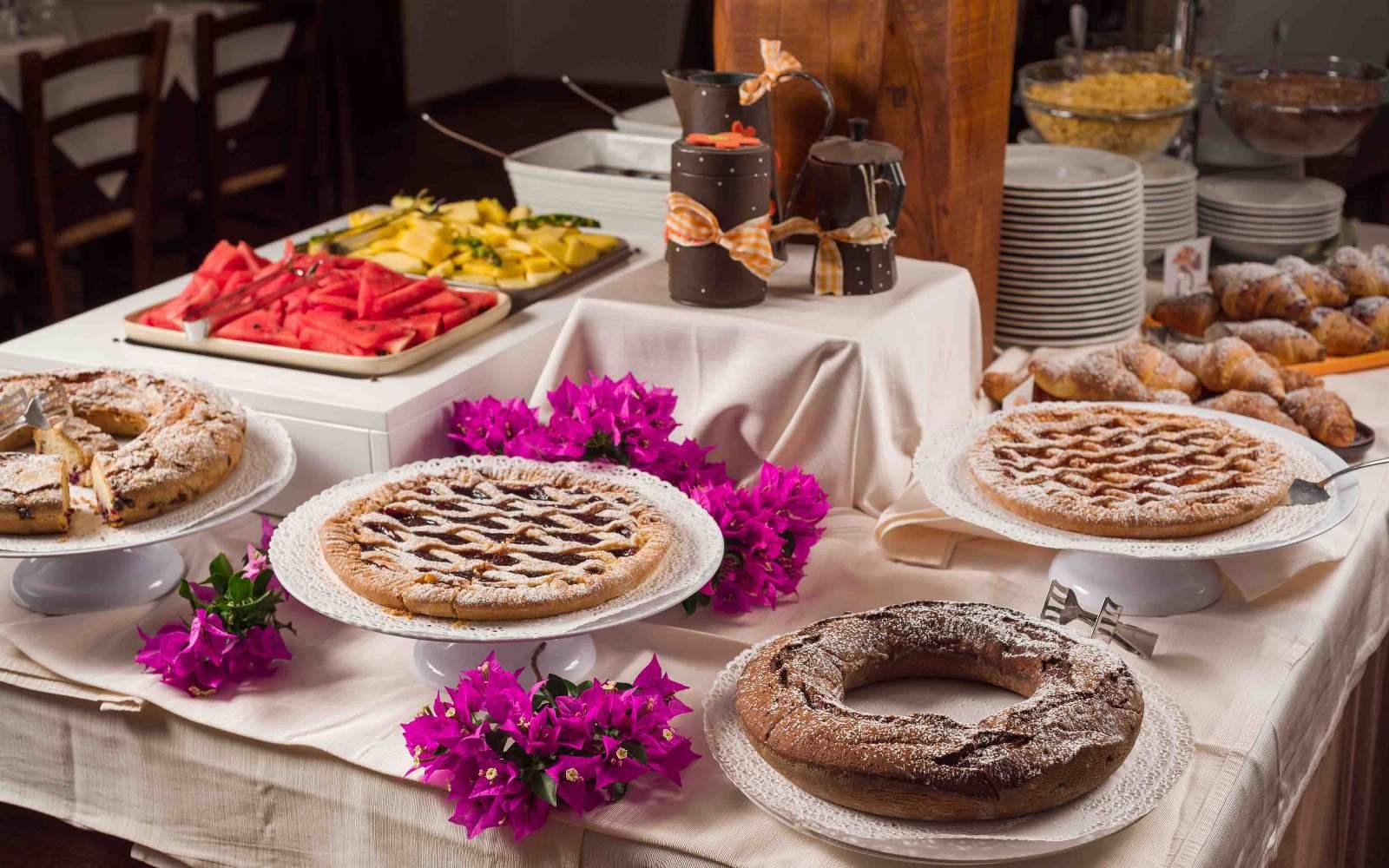 Hotel La Funtana Breakfast
