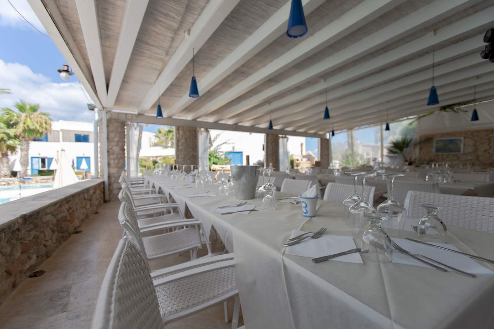 Cala La Luna Resort - Restaurant