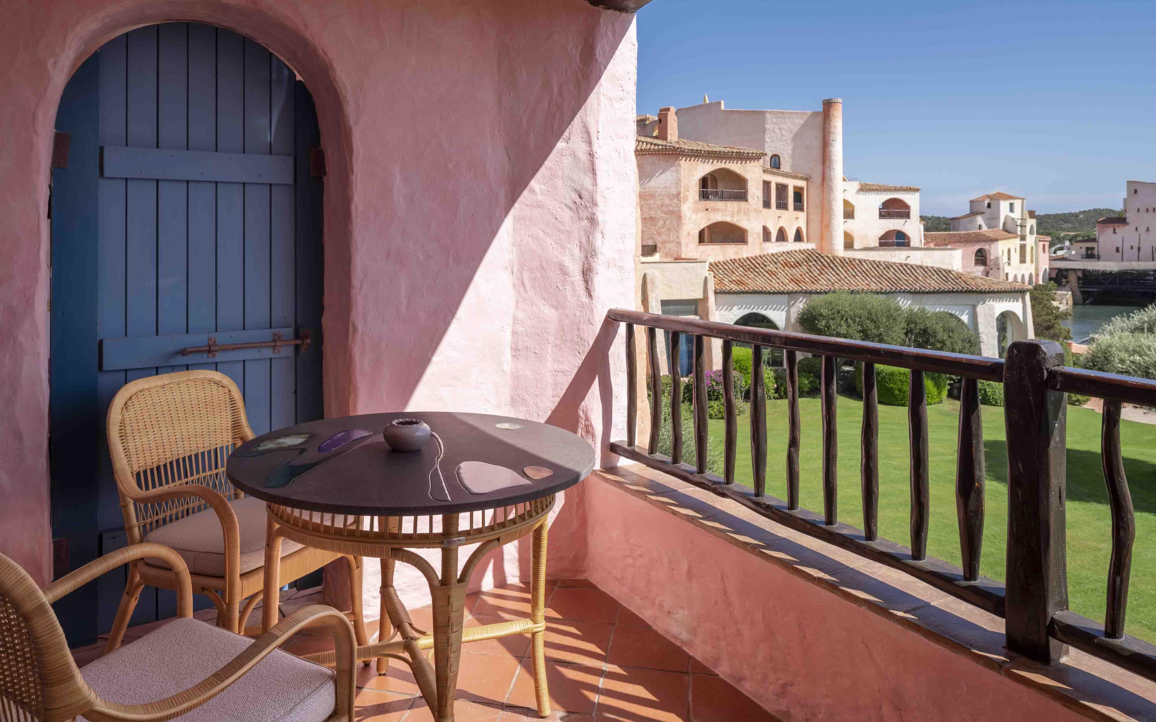 Hotel Cala Di Volpe  Superior Room Balcony