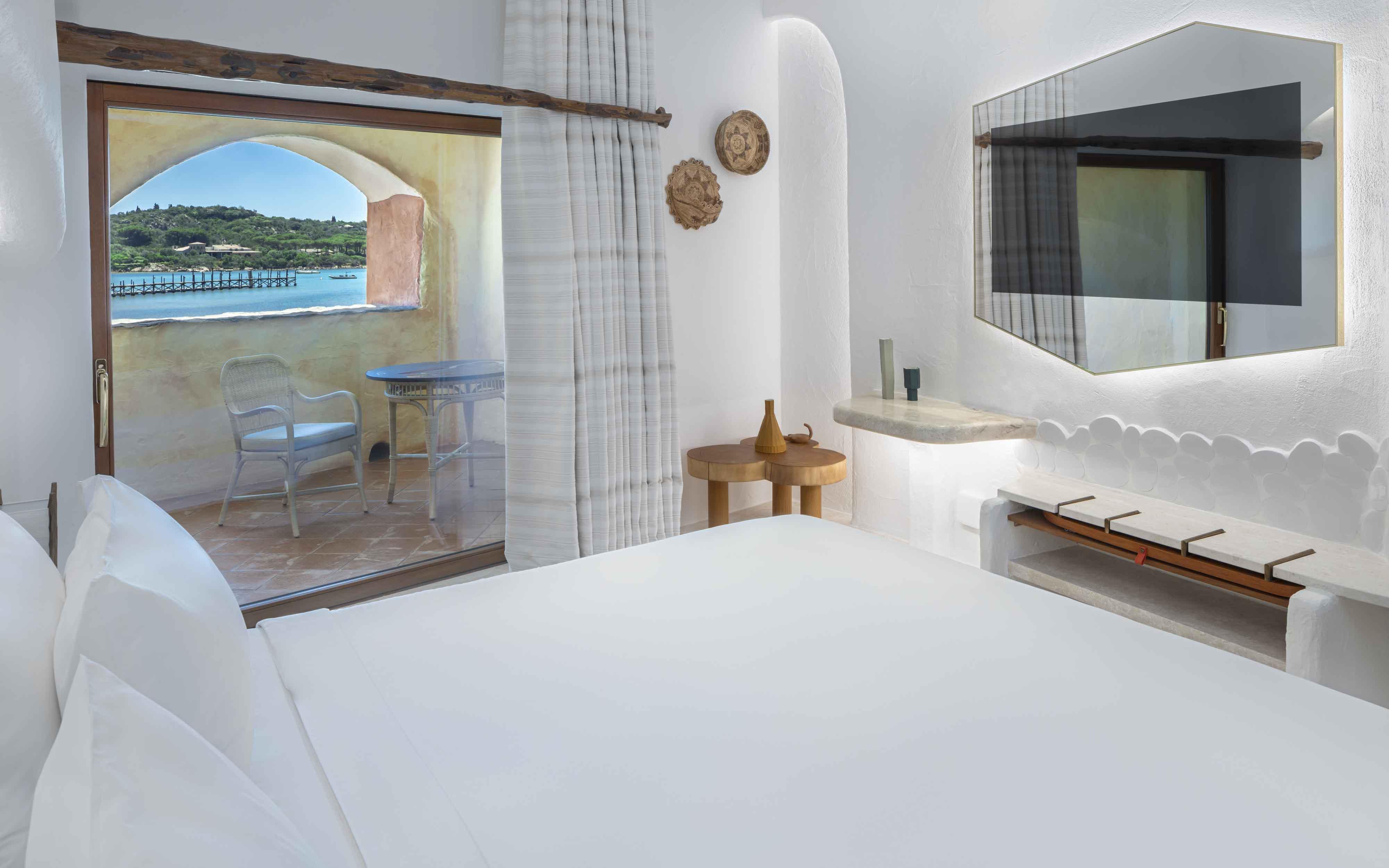 Hotel Cala Di Volpe  Superior Room