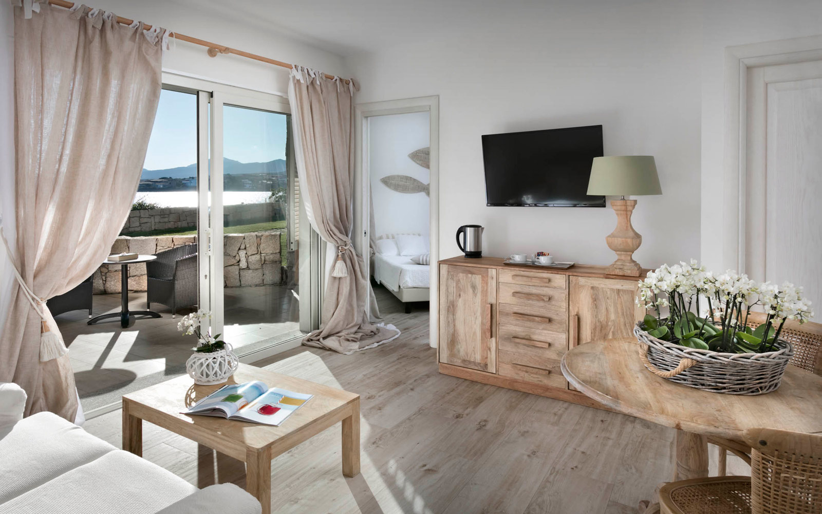Charming Suite at Gabbiano Azzurro Hotel & Suites