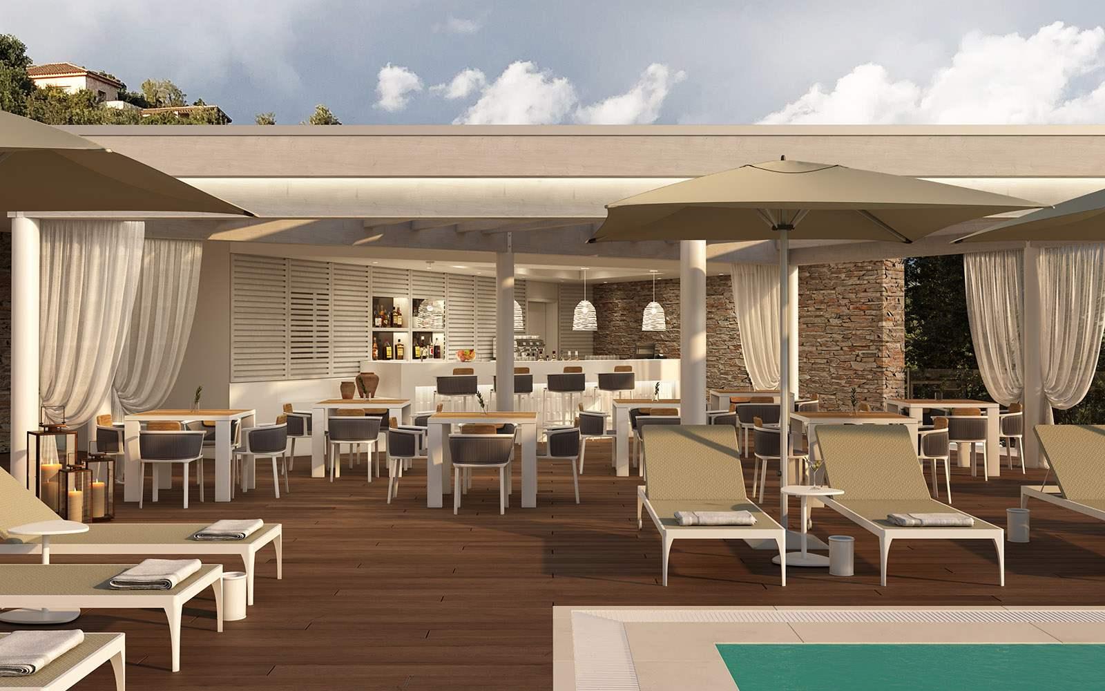 Hotel Laguna Bioquam Restaurant