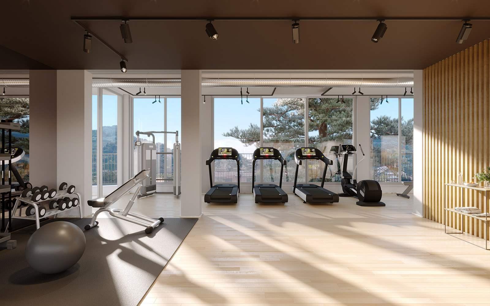 Hotel Laguna Gym
