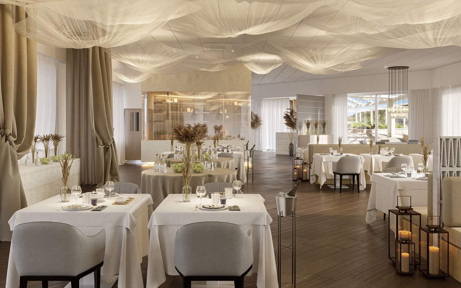 Hotel Laguna La Terrazza Restaurant