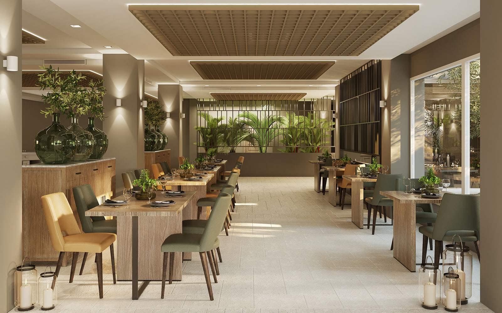 Hotel Laguna Sardinian Restaurant