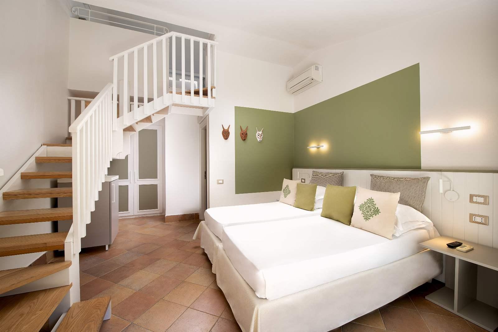 Chia Laguna: Hotel Village - Garden Family Cottage