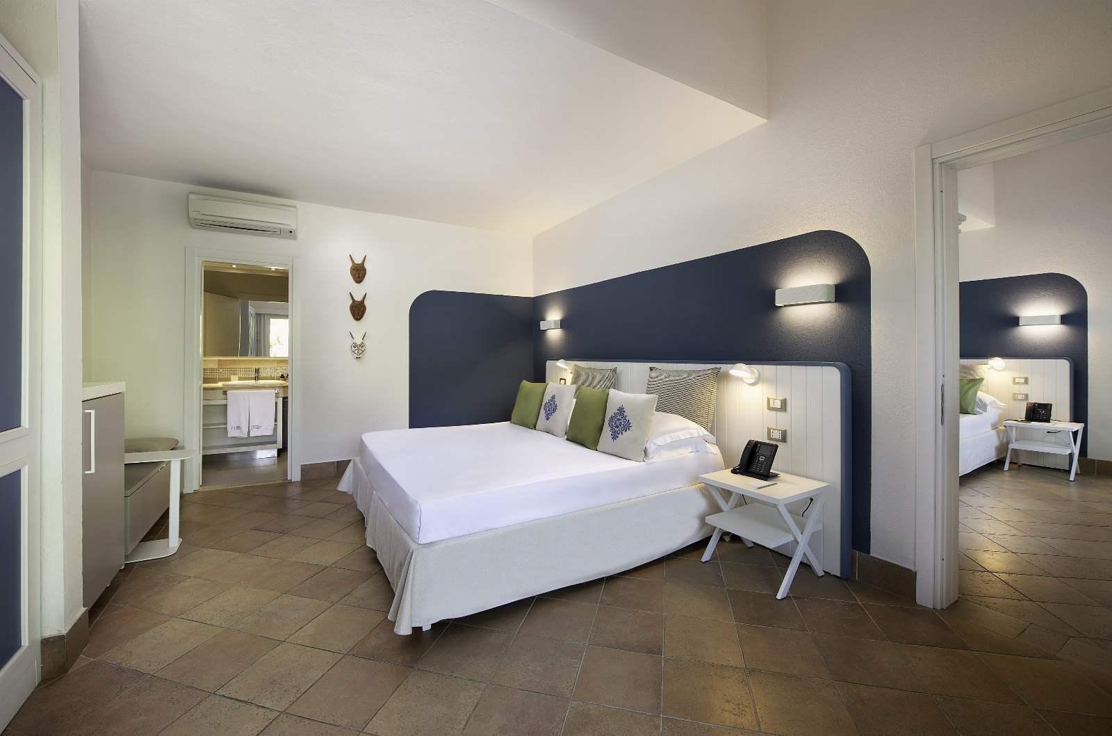 Chia Laguna: Hotel Village - Pool Cottage Connecting Room