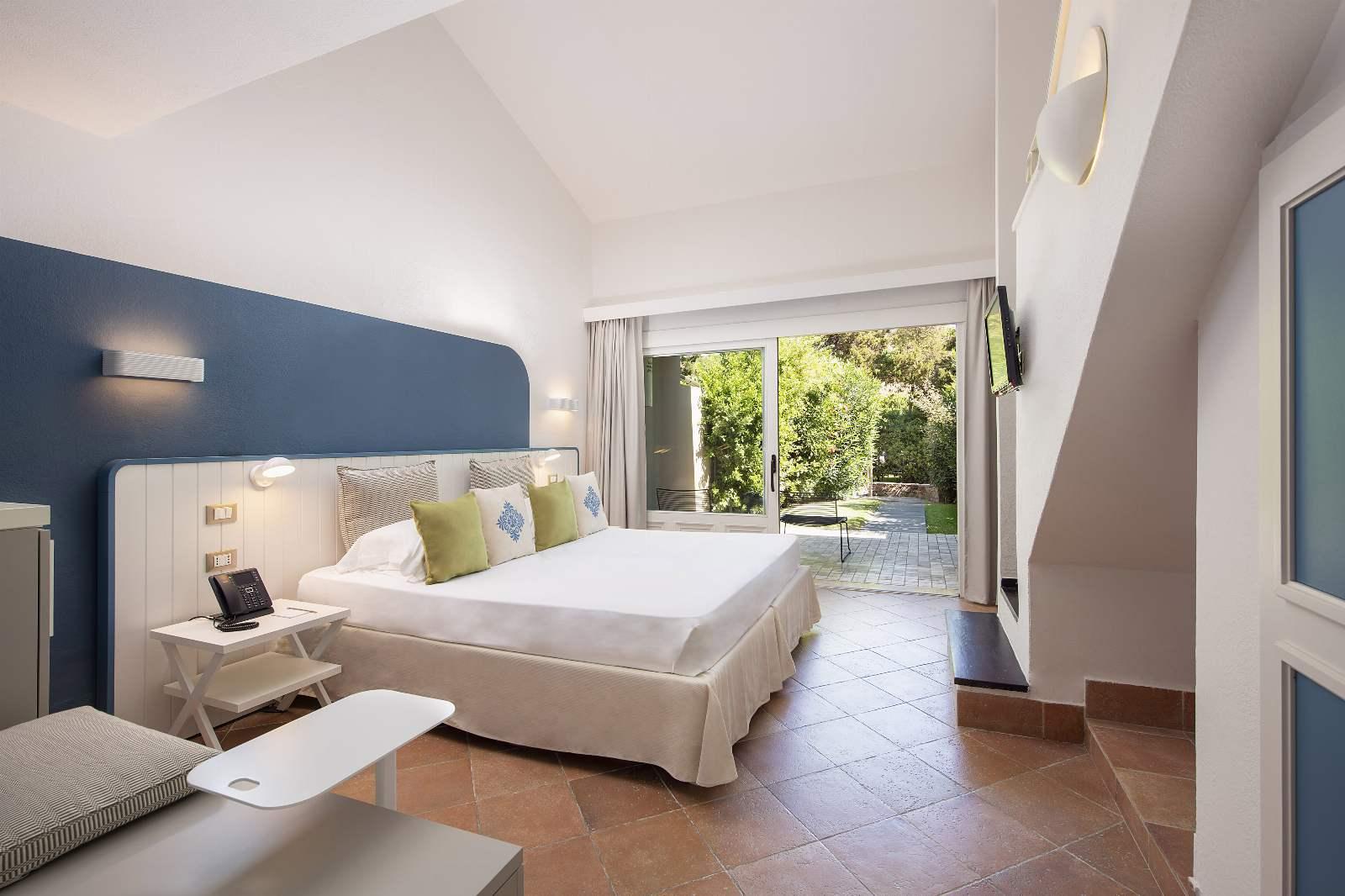 Chia Laguna: Hotel Village - Pool Family Cottage