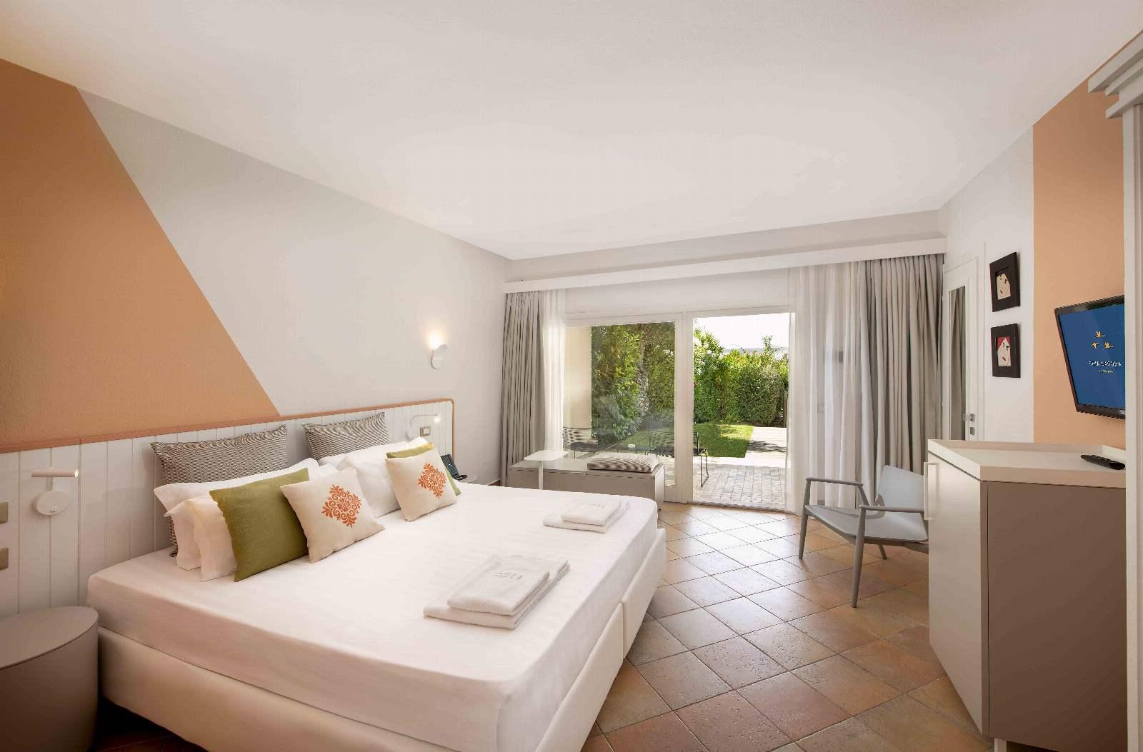 Chia Laguna: Hotel Village - Superior Double Cottage