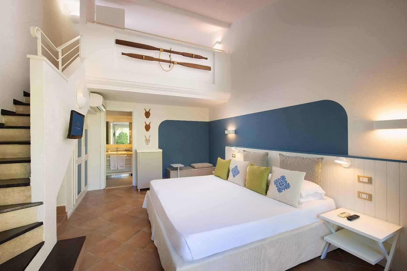 Chia Laguna: Hotel Village - Superior Family Cottage