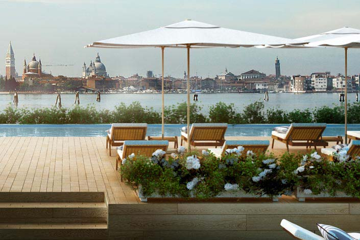 Cities: JW Marriot Venice Resort & Spa