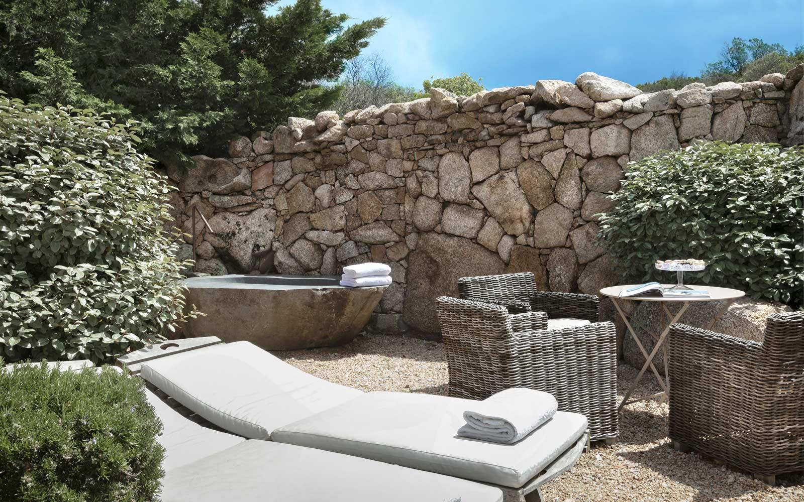 Petra Segreta Resort & Spa Classic Suite Exterior