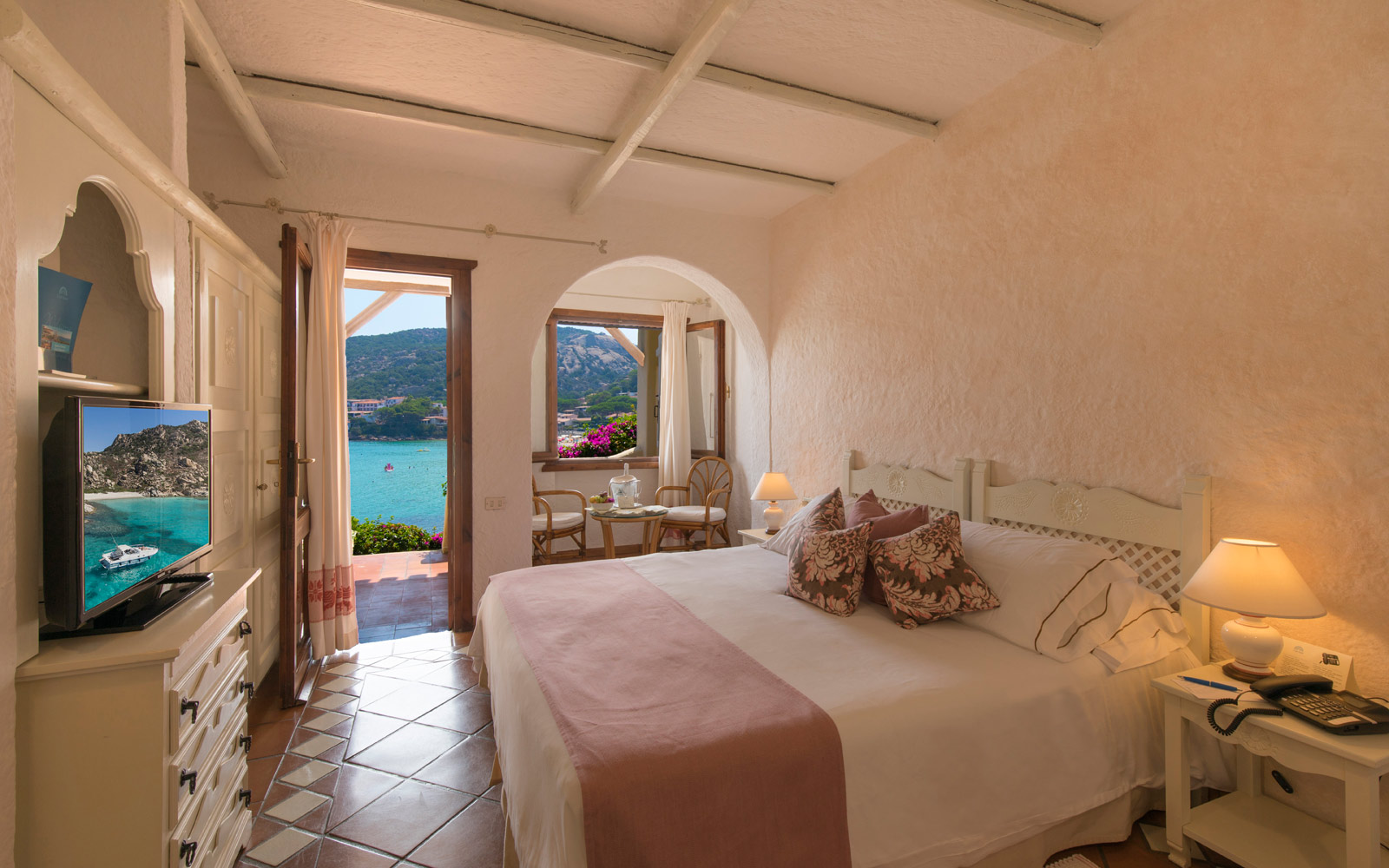Classic Room Sea View - Club Hotel