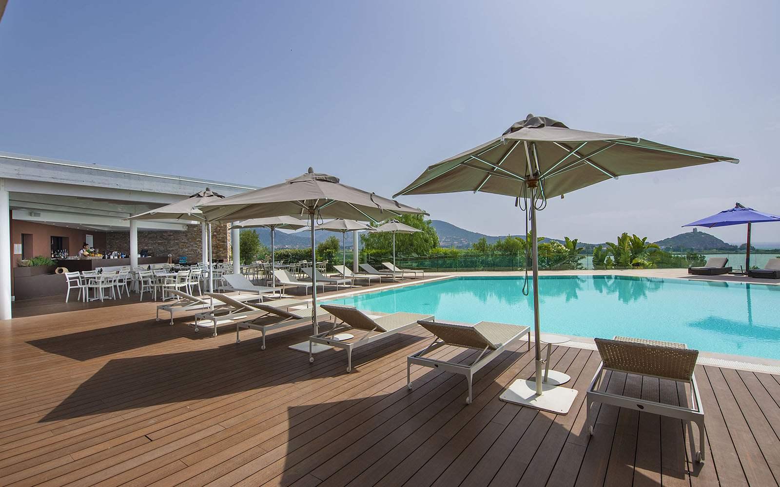Hotel Laguna Bioquam Pool