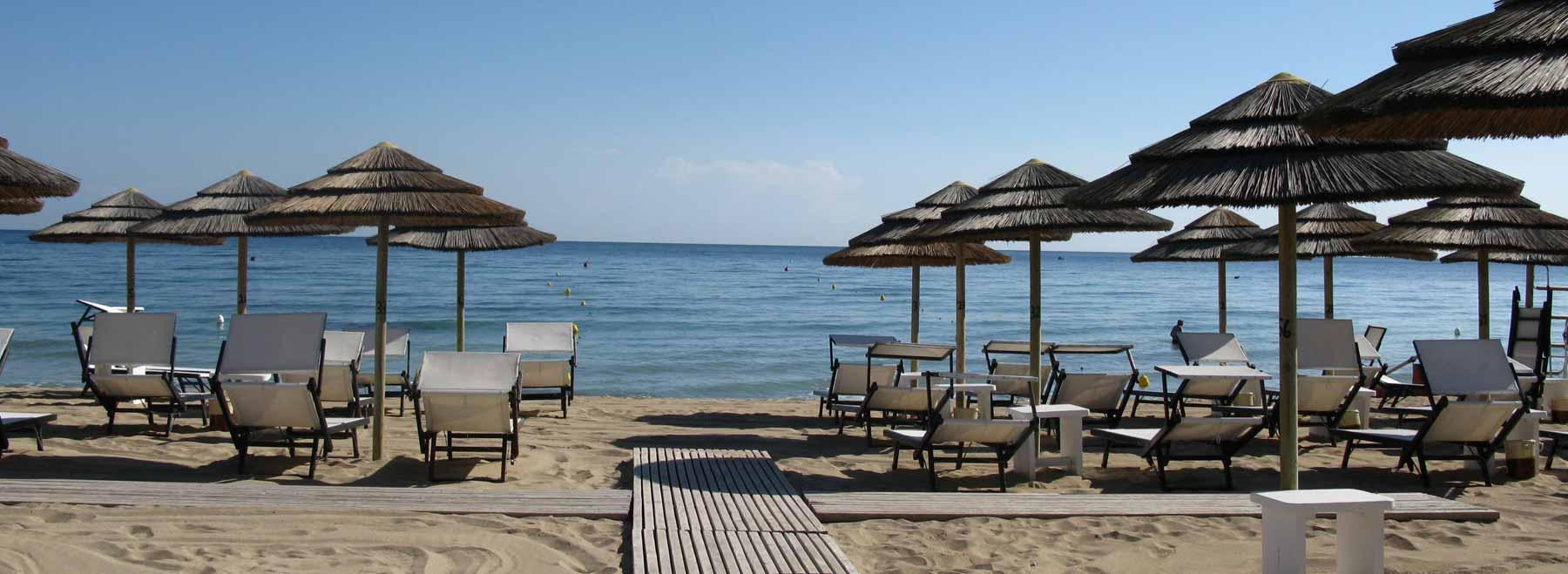 Coccaro beach, Puglia