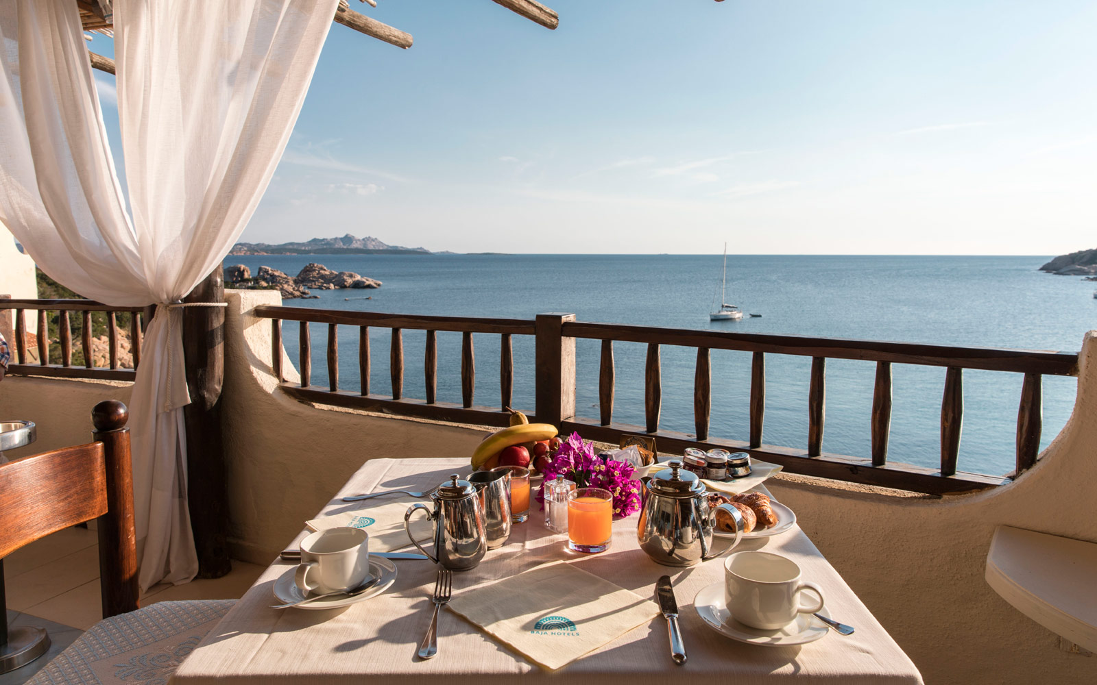Breakfast from the Restaurant - Club Hotel
