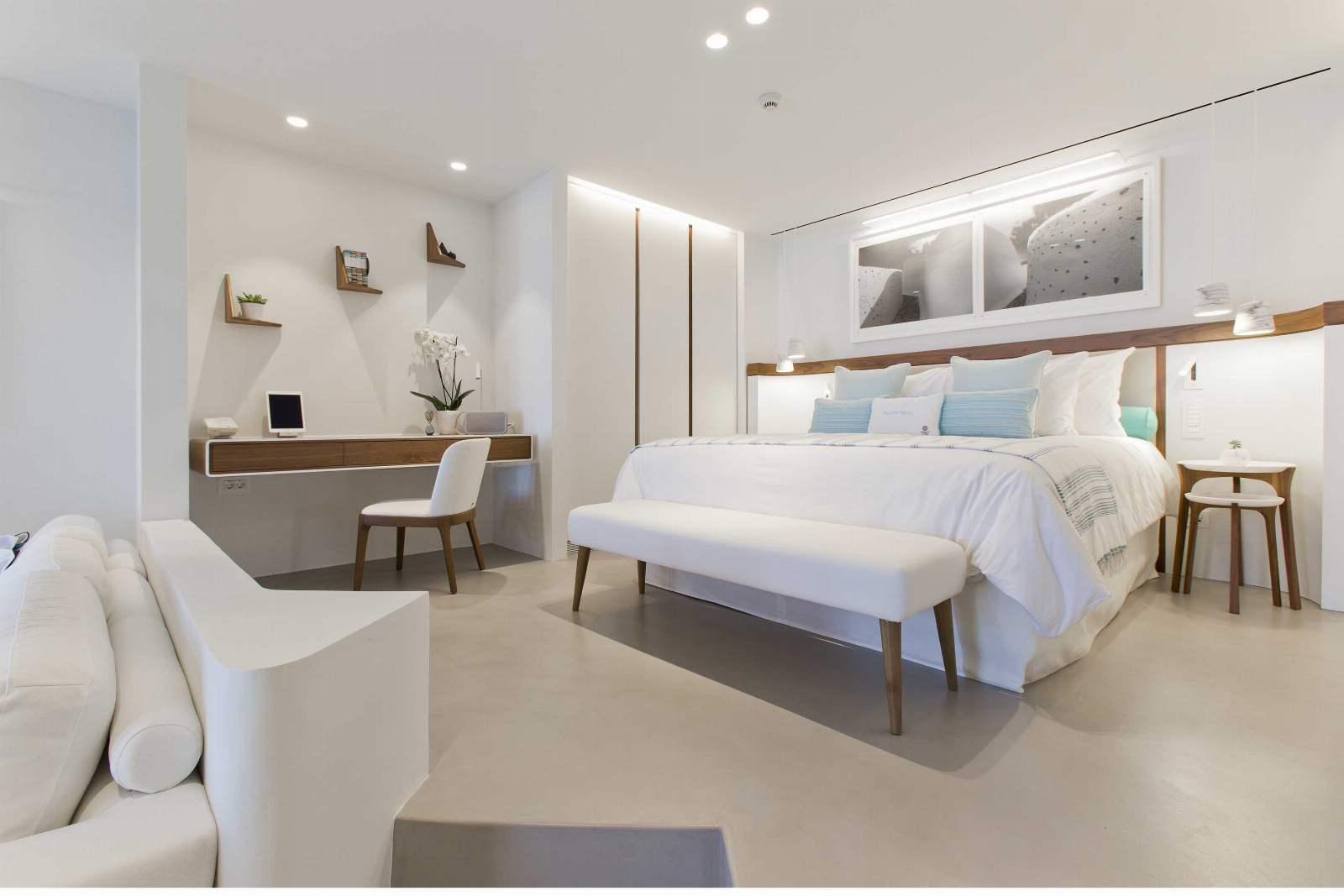 VIP Suite, Grace Hotel