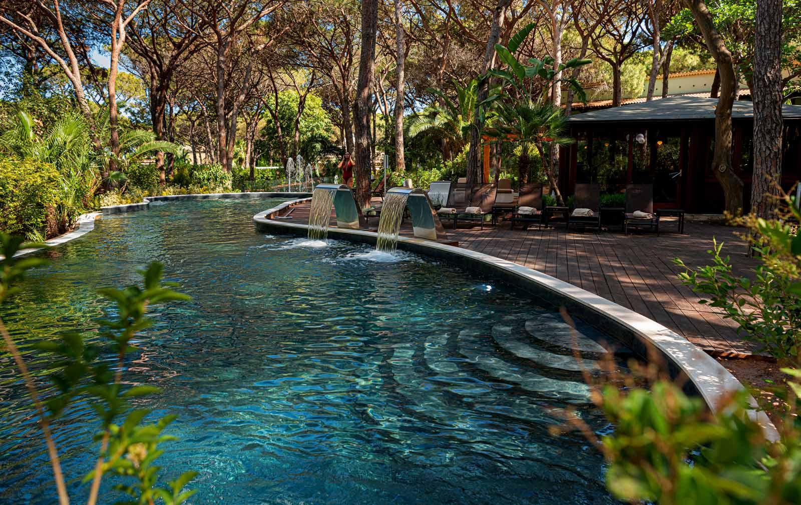 La Pineta Pool - Forte Village Resort