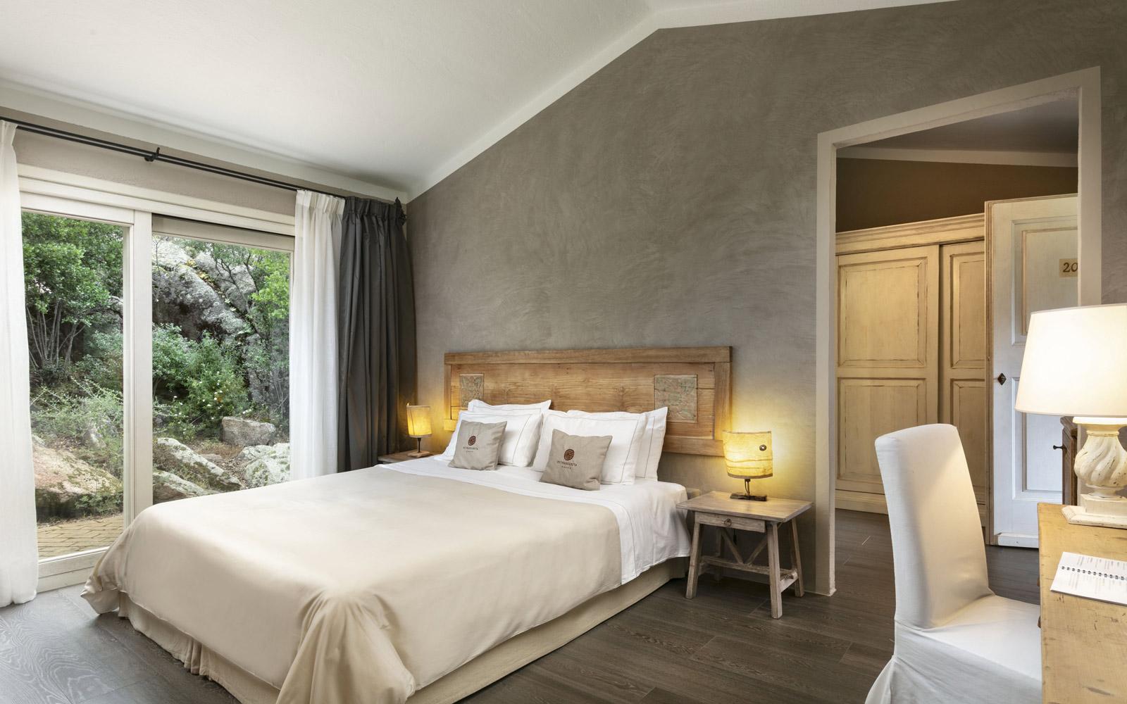 Petra Segreta Resort & Spa Deluxe Double Room