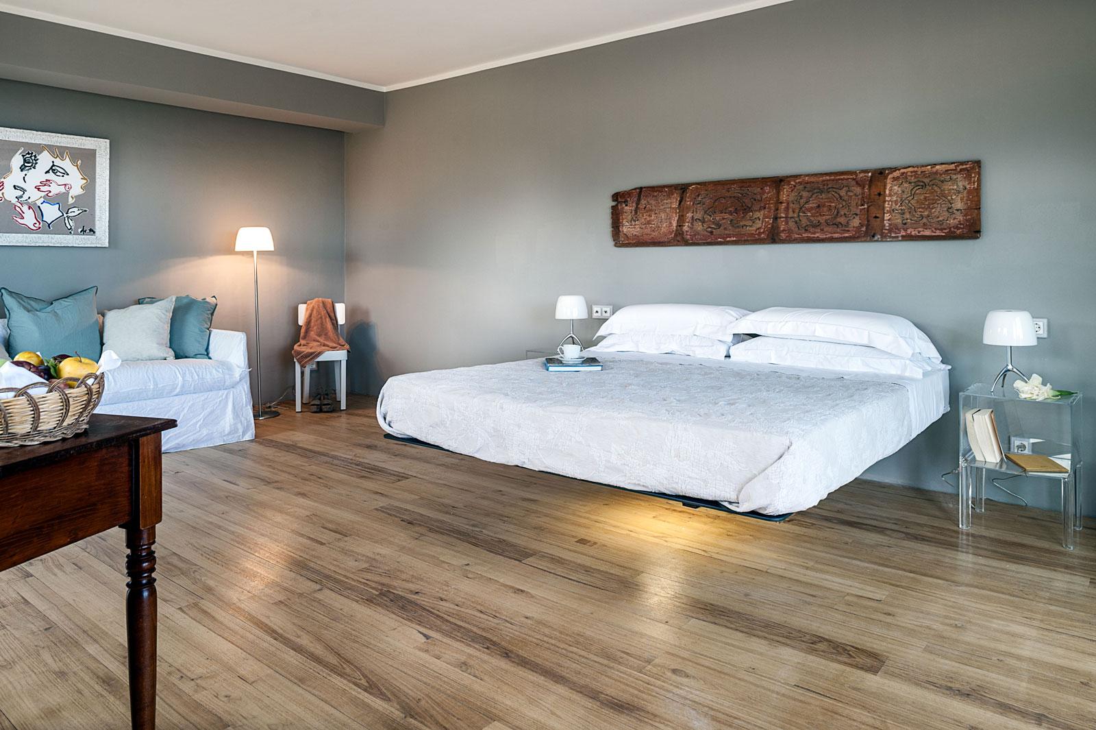Monaci Delle Terre Nere Deluxe Room